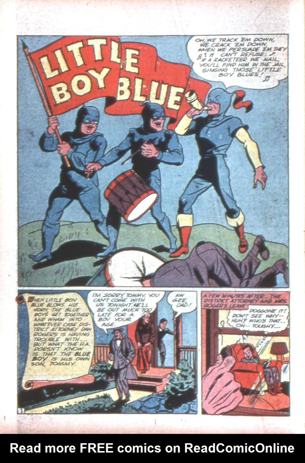 Read online Sensation (Mystery) Comics comic -  Issue #15 - 50