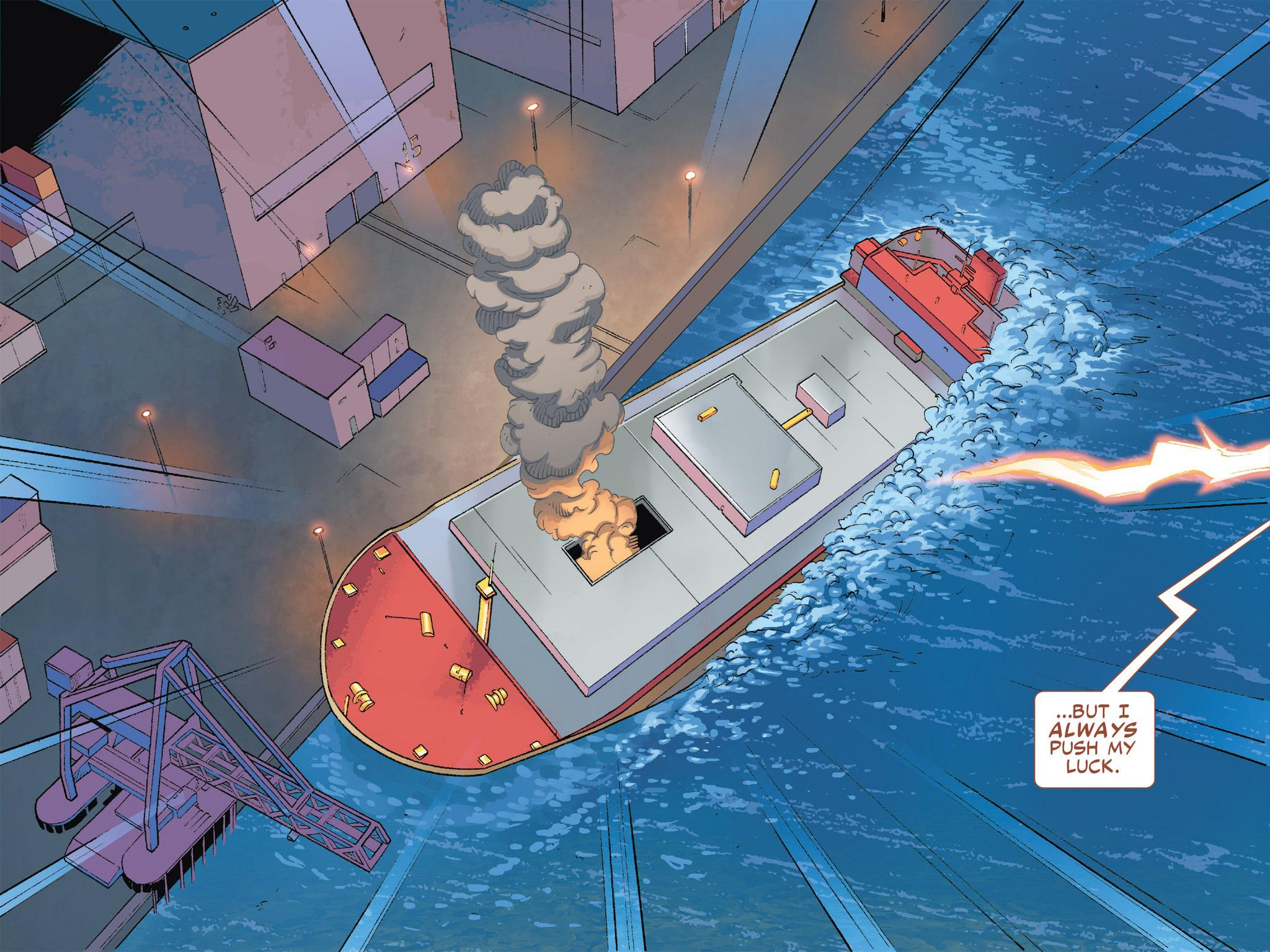 Read online Ultimate Spider-Man (Infinite Comics) (2016) comic -  Issue #5 - 44