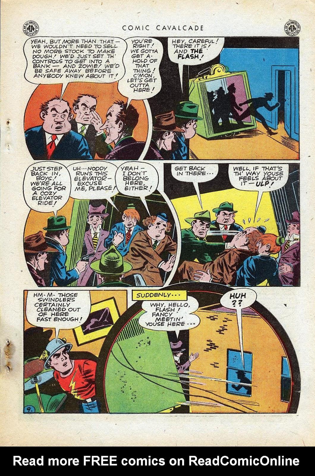 Comic Cavalcade issue 10 - Page 78