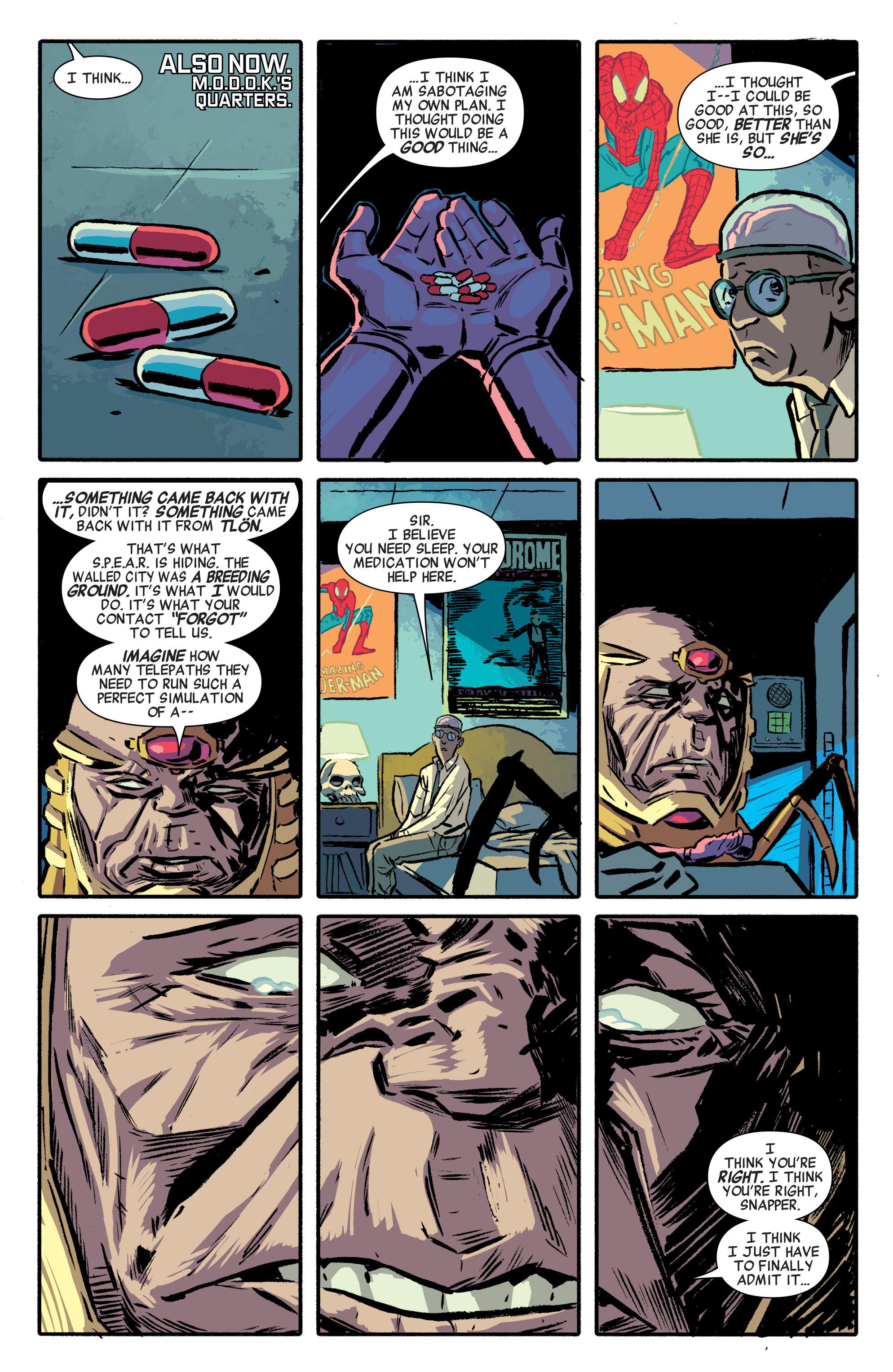 Read online Secret Avengers (2014) comic -  Issue #8 - 19