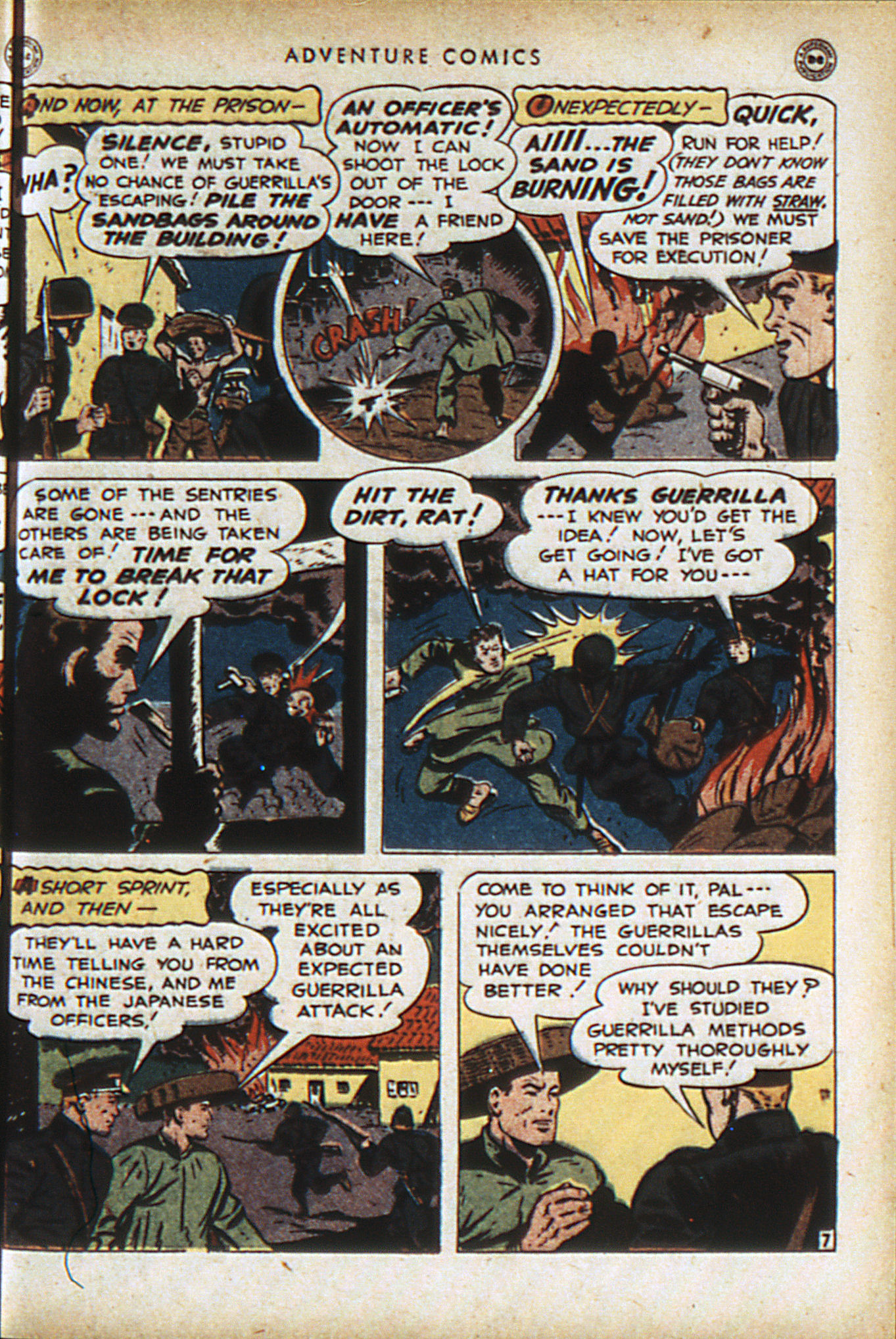 Read online Adventure Comics (1938) comic -  Issue #94 - 50