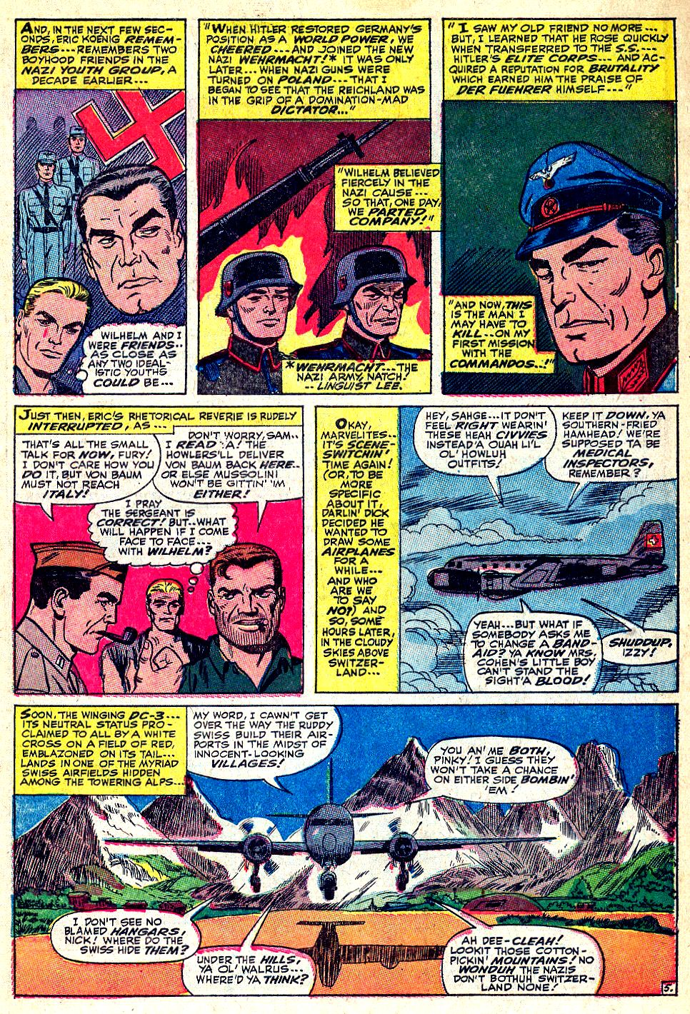 Read online Sgt. Fury comic -  Issue #36 - 7
