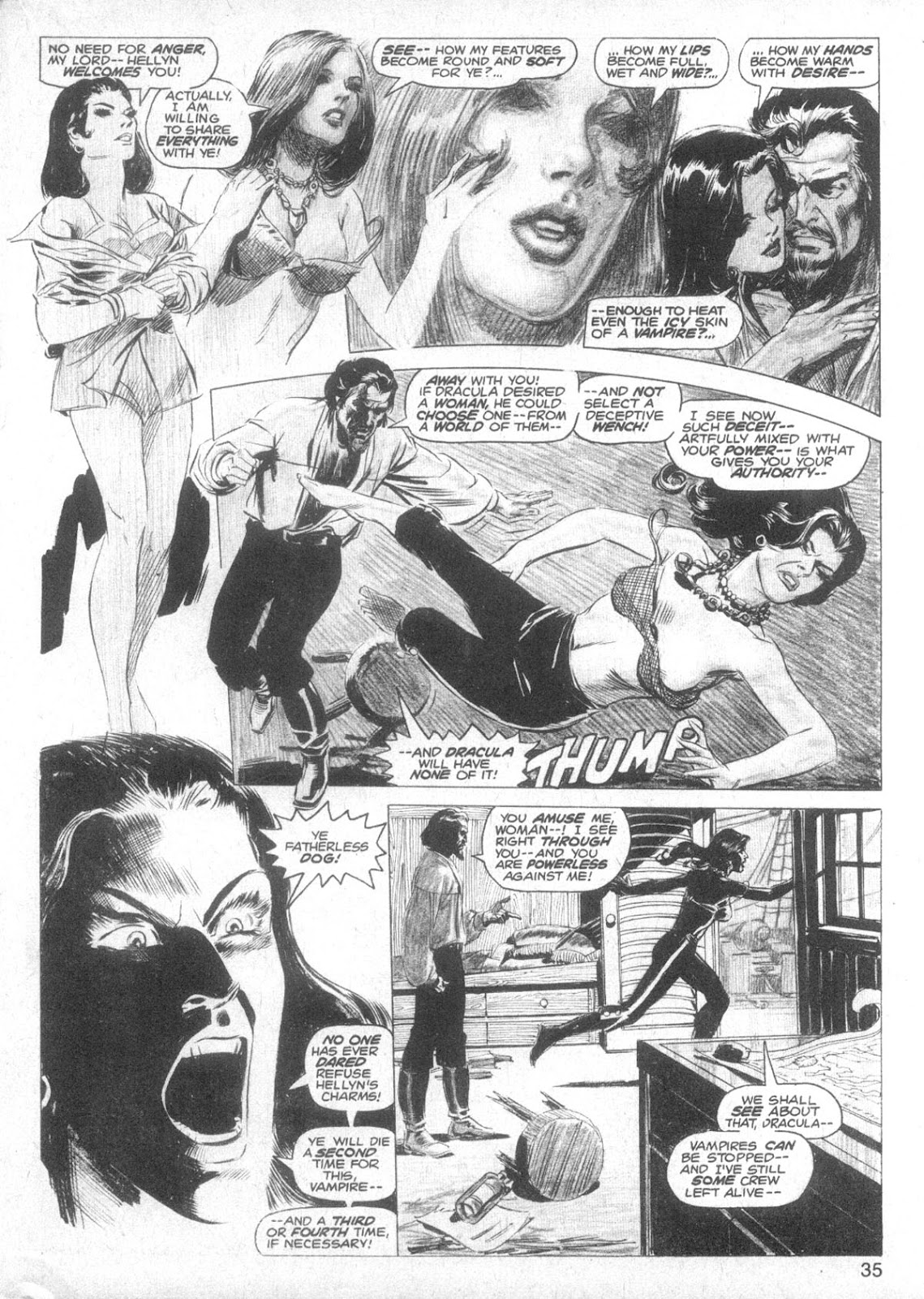 Dracula Lives issue 7 - Page 35