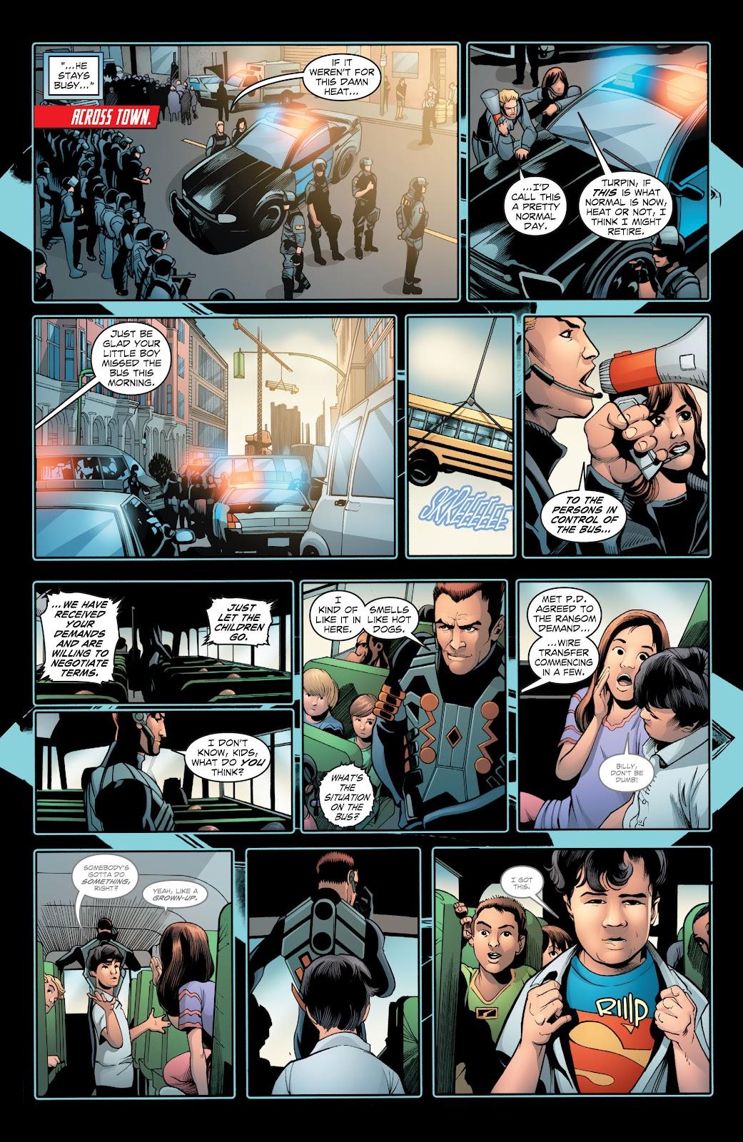 Read online Smallville Season 11 [II] comic -  Issue # TPB 2 - 22