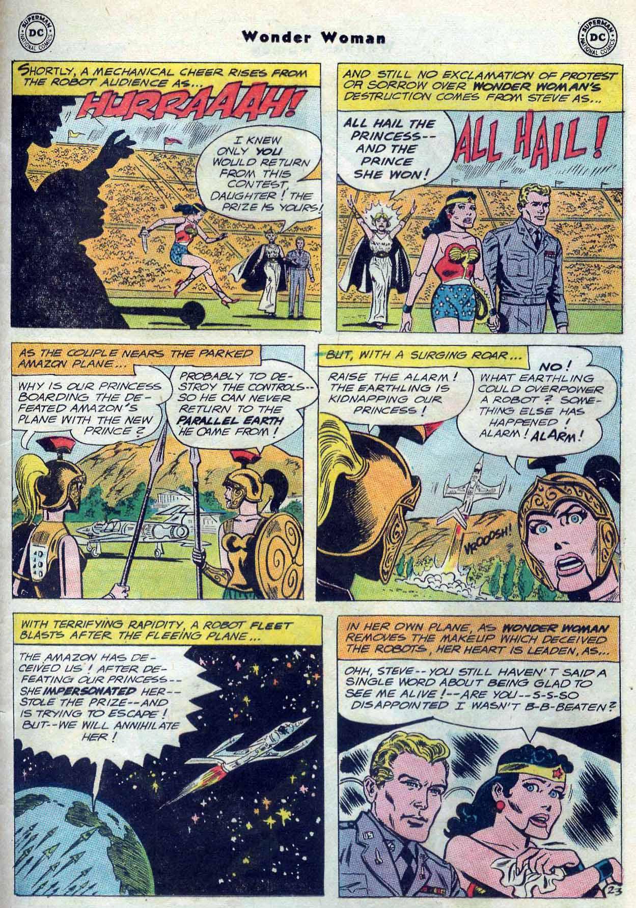 Read online Wonder Woman (1942) comic -  Issue #137 - 29