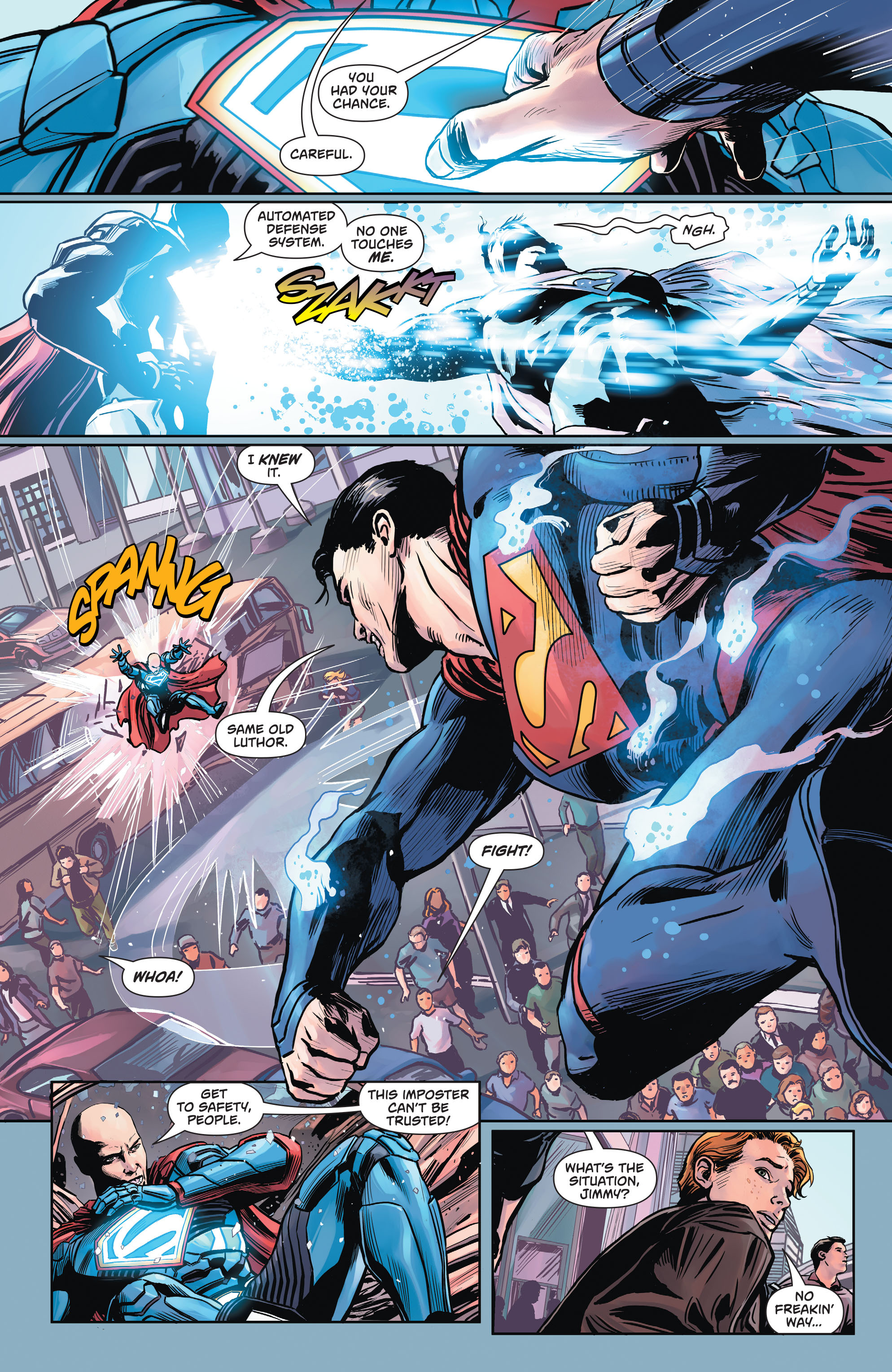 Read online Action Comics (2016) comic -  Issue #957 - 17