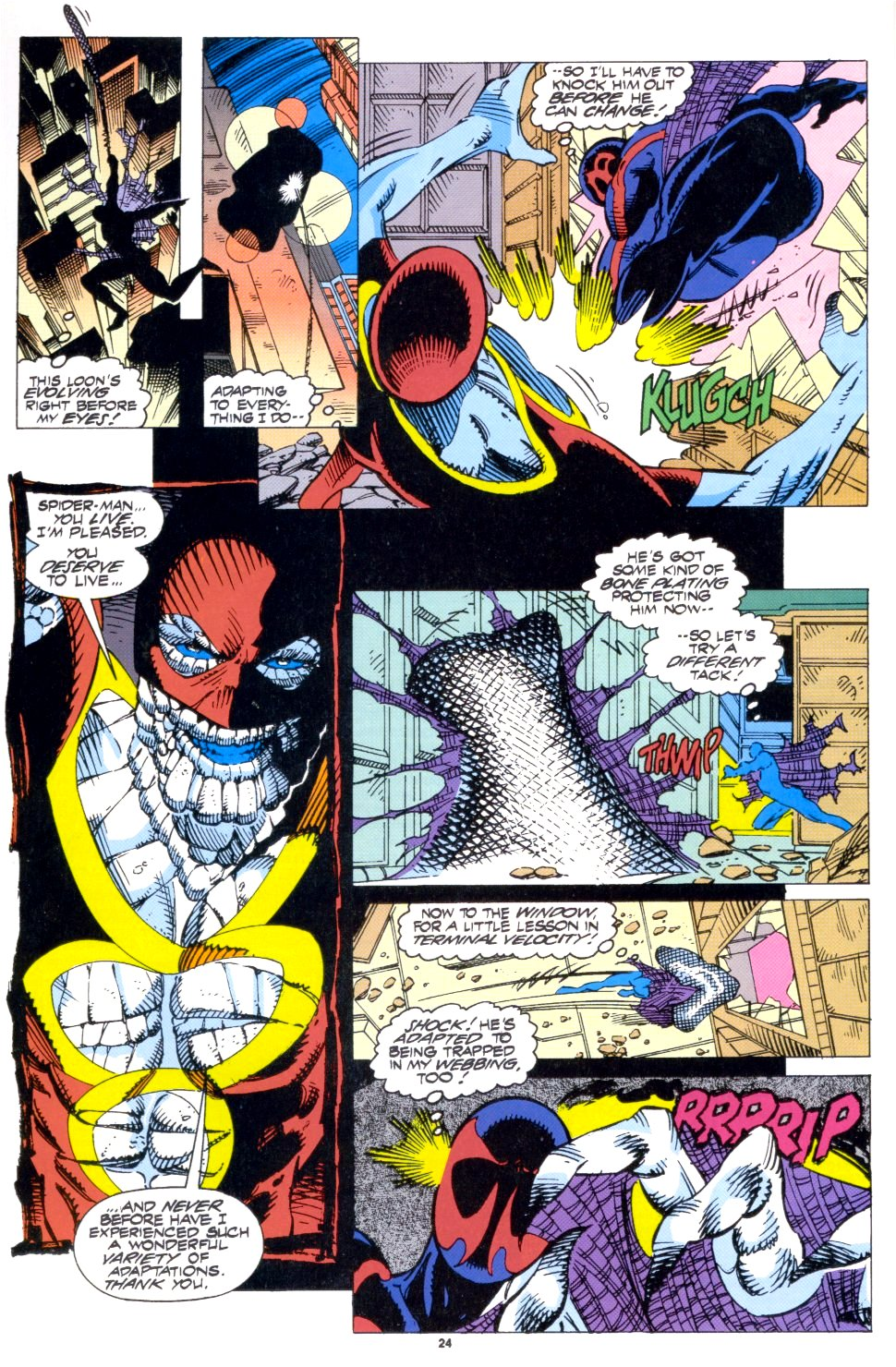 Read online 2099 Unlimited comic -  Issue #1 - 20