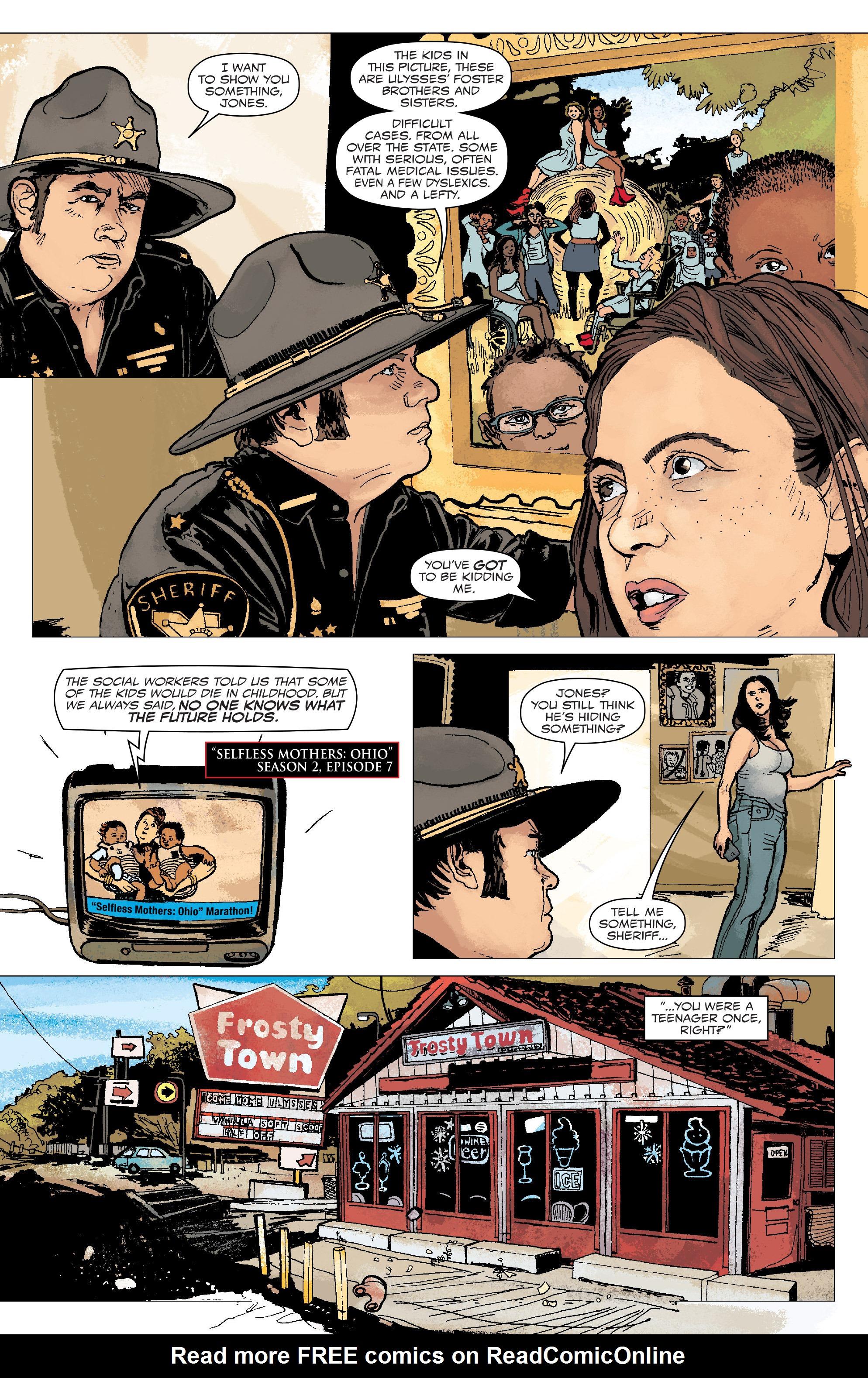 Read online Civil War II: Choosing Sides comic -  Issue #6 - 8