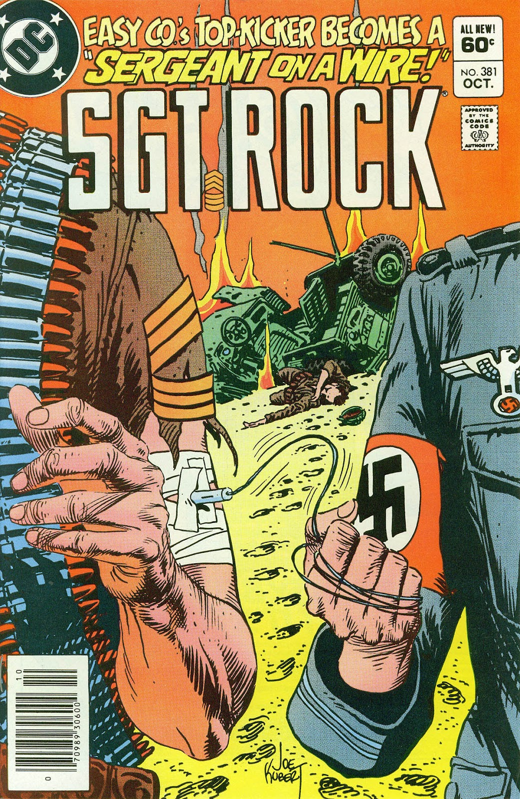 Sgt. Rock issue 381 - Page 1