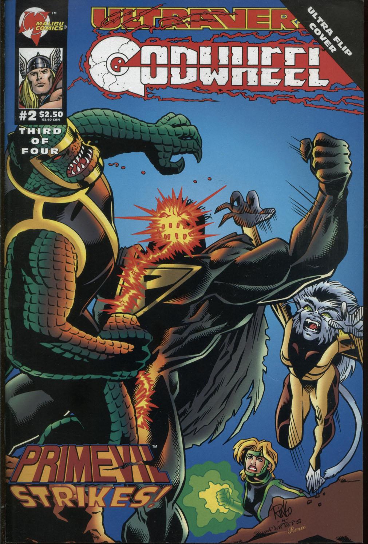 Read online Godwheel comic -  Issue #2 - 2