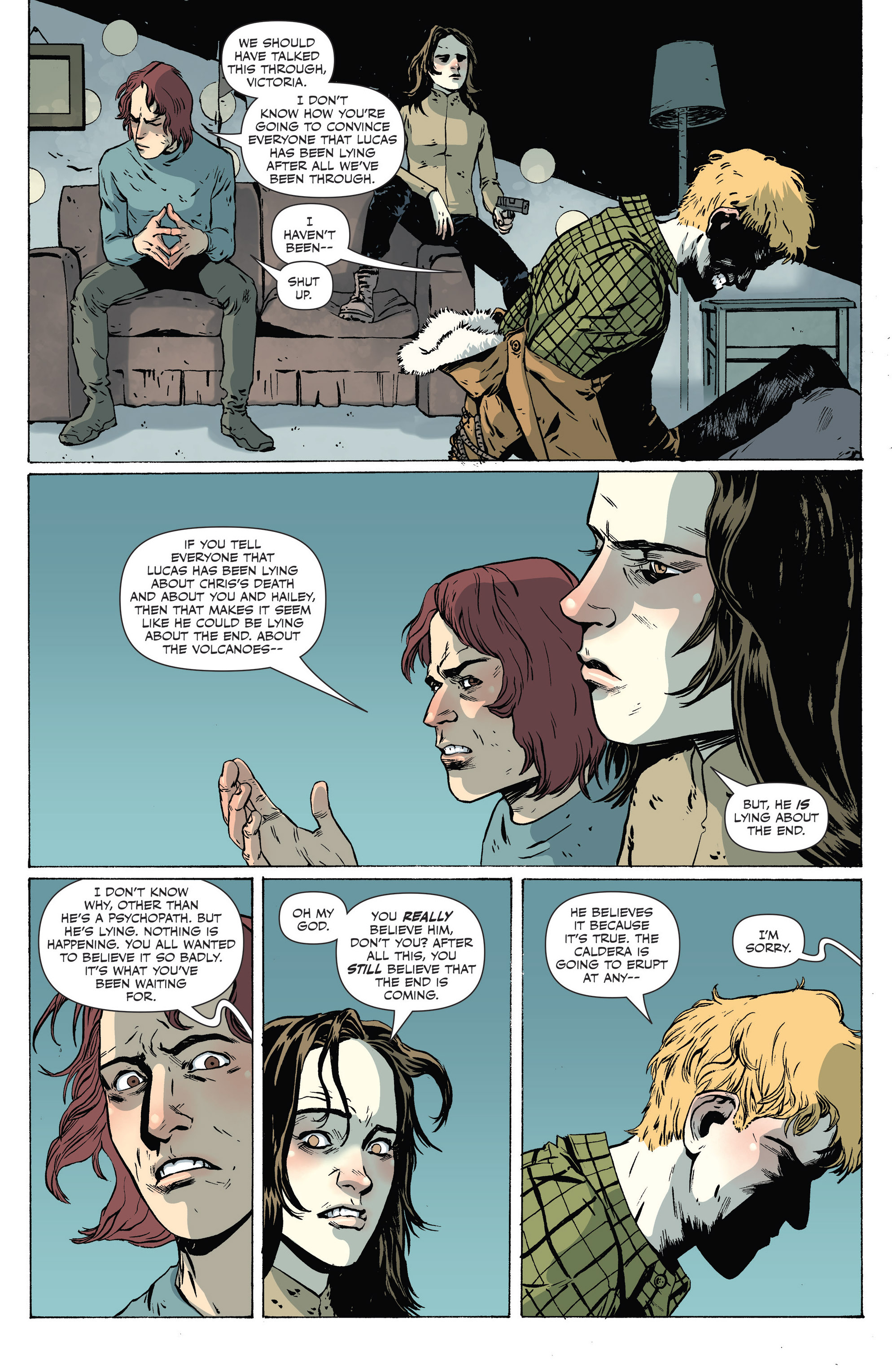 Read online Sheltered comic -  Issue #8 - 19