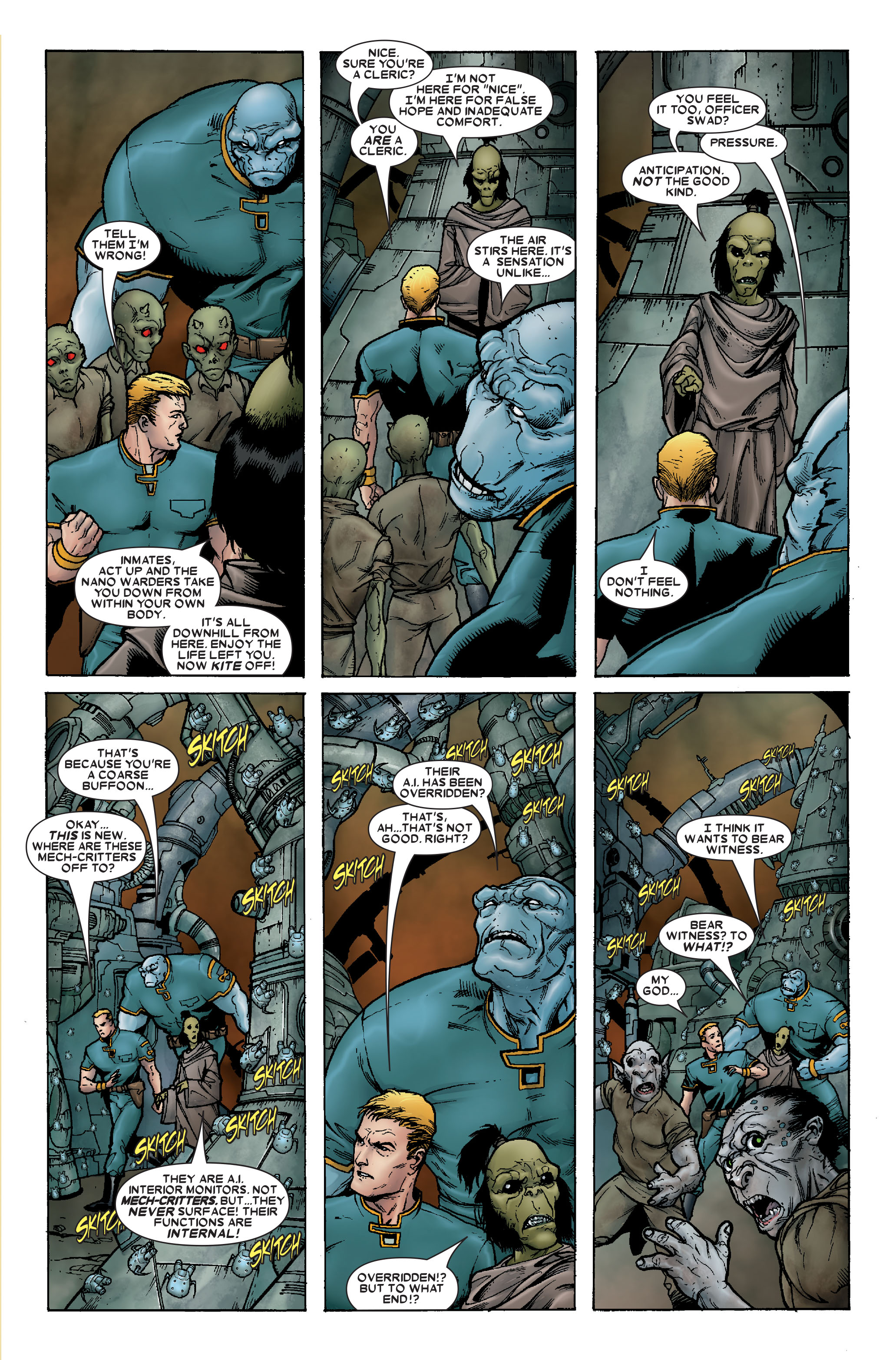 Read online Annihilation: Prologue comic -  Issue #Annihilation: Prologue Full - 4