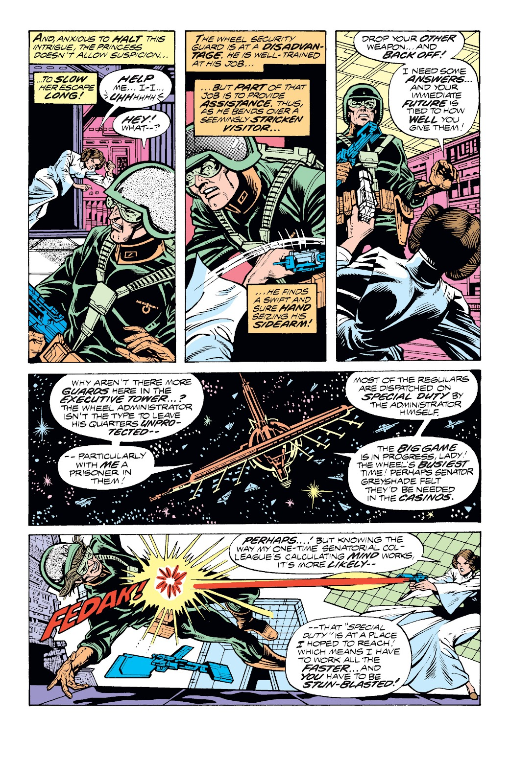 Read online Star Wars Legends: The Original Marvel Years - Epic Collection comic -  Issue # TPB 1 (Part 4) - 70