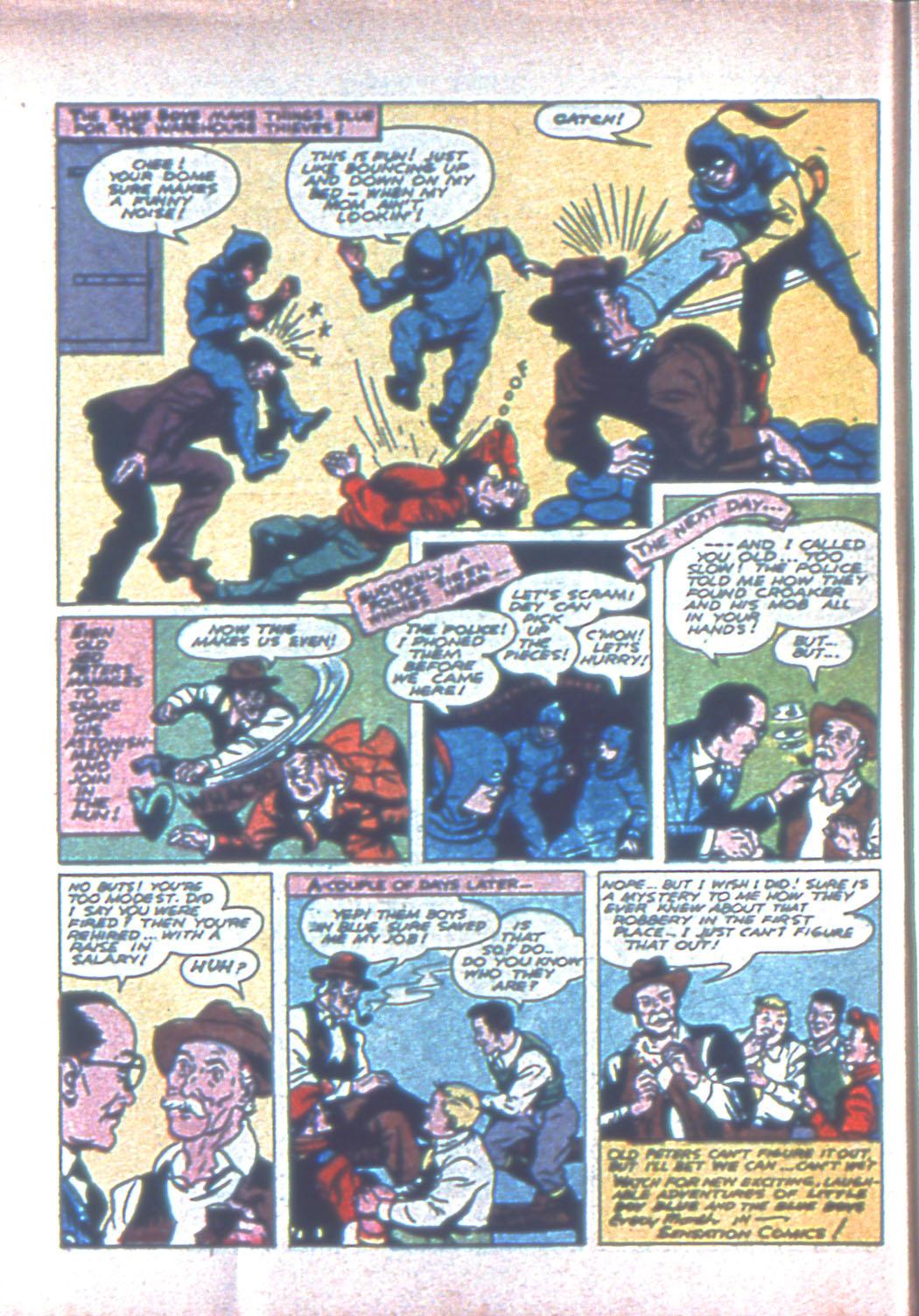 Read online Sensation (Mystery) Comics comic -  Issue #3 - 54
