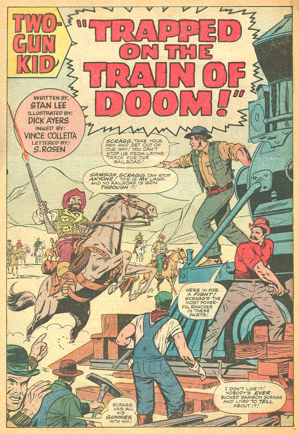 Read online Two-Gun Kid comic -  Issue #76 - 3