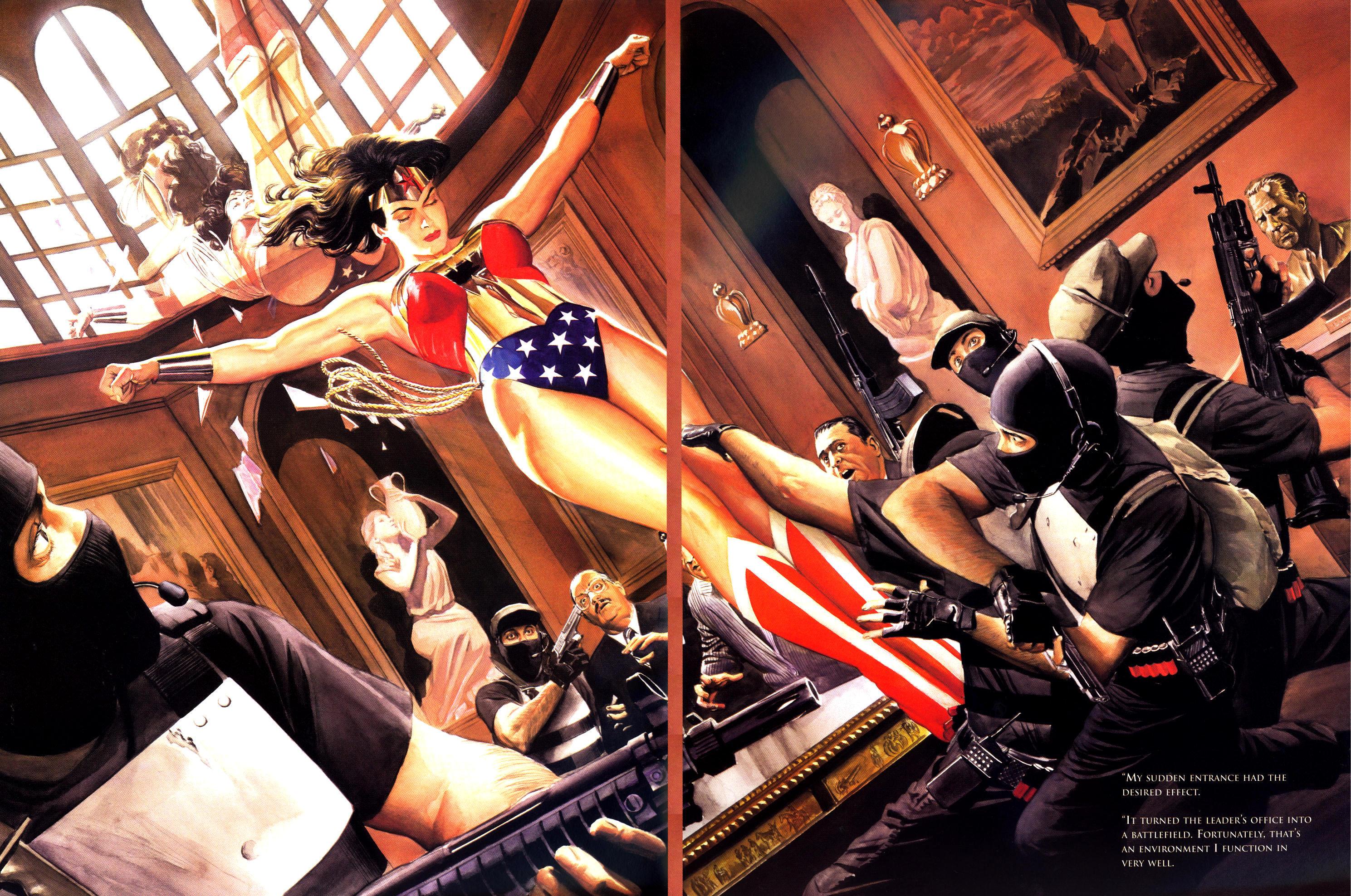 Read online Wonder Woman: Spirit of Truth comic -  Issue # Full - 9