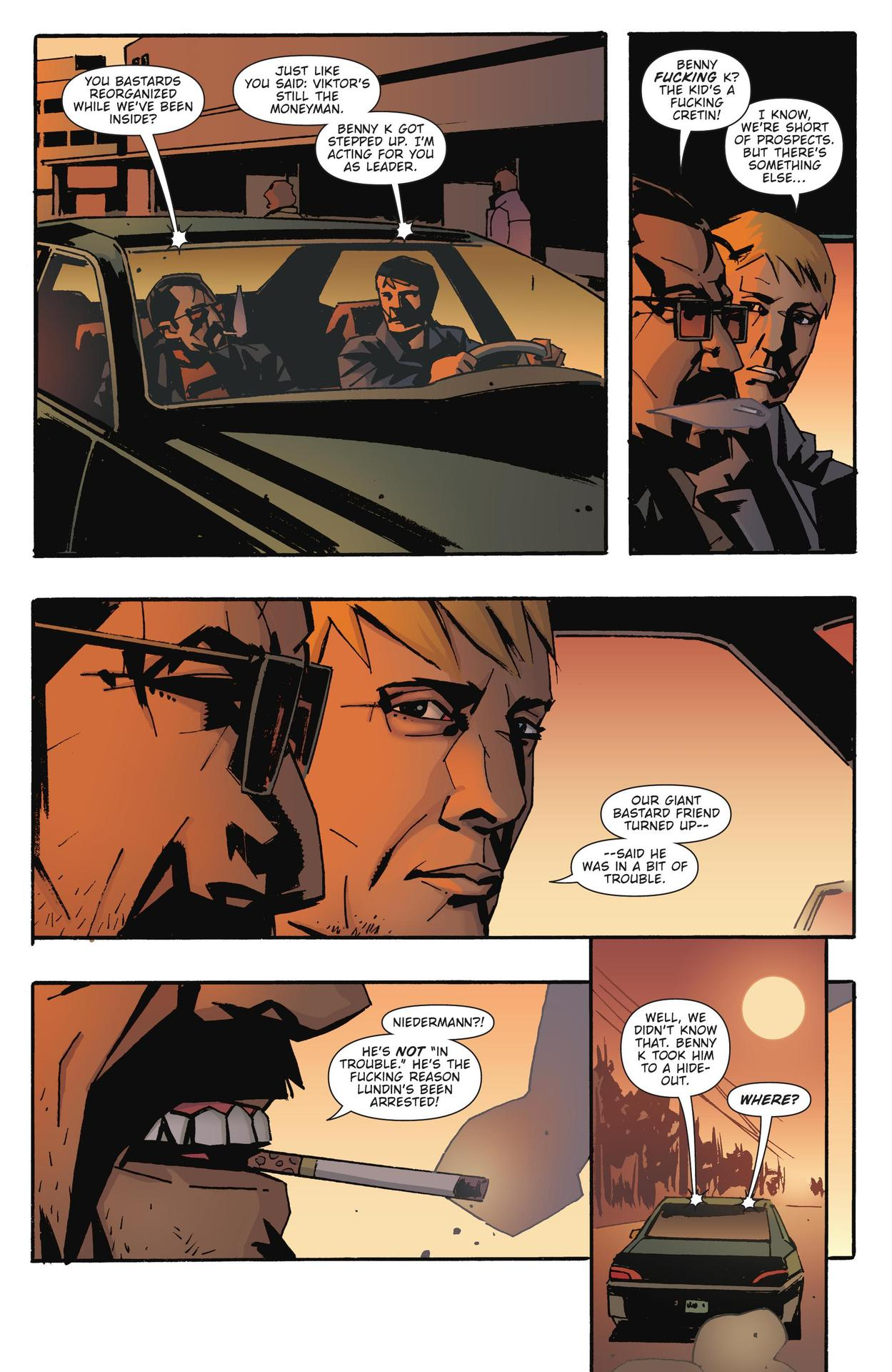 Read online The Girl Who Kicked The Hornet's Nest comic -  Issue # TPB - 46