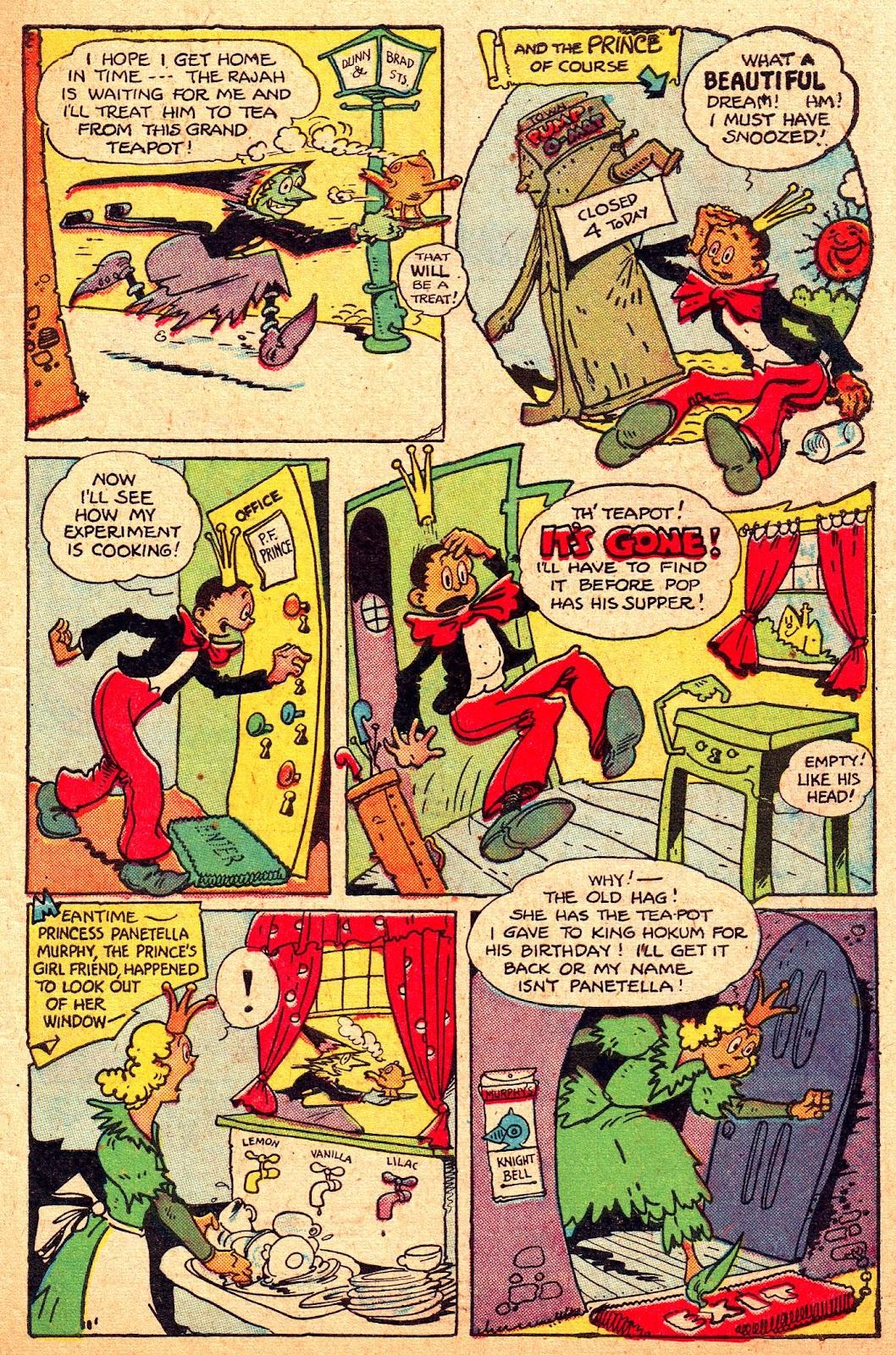Jingle Jangle Comics issue 21 - Page 47