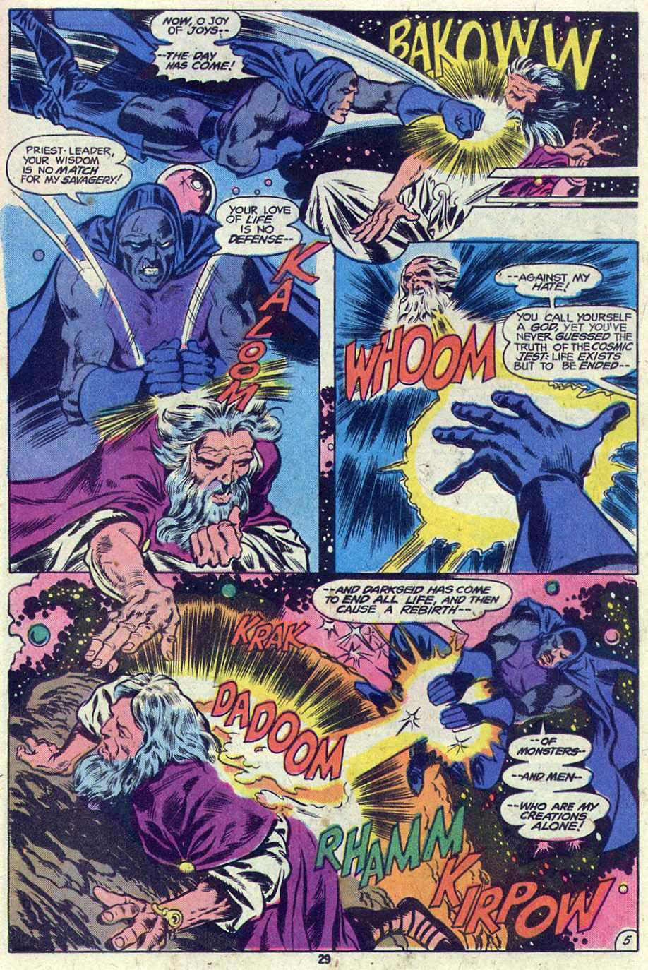 Read online Adventure Comics (1938) comic -  Issue #460 - 29