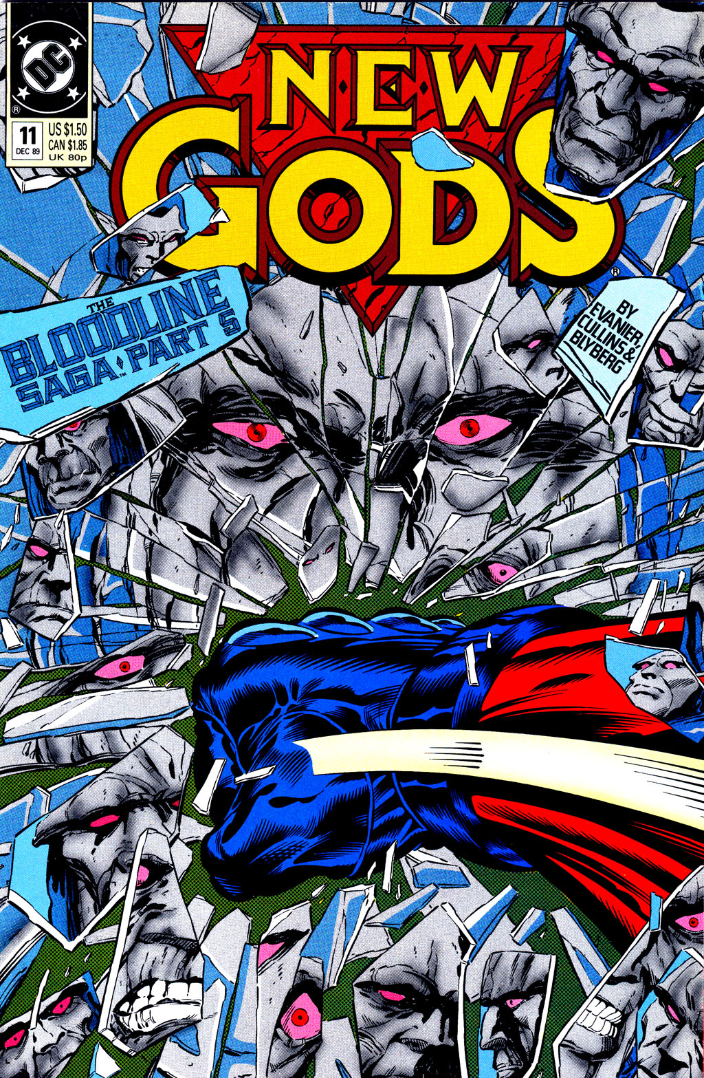 The New Gods (1989) 11 Page 1