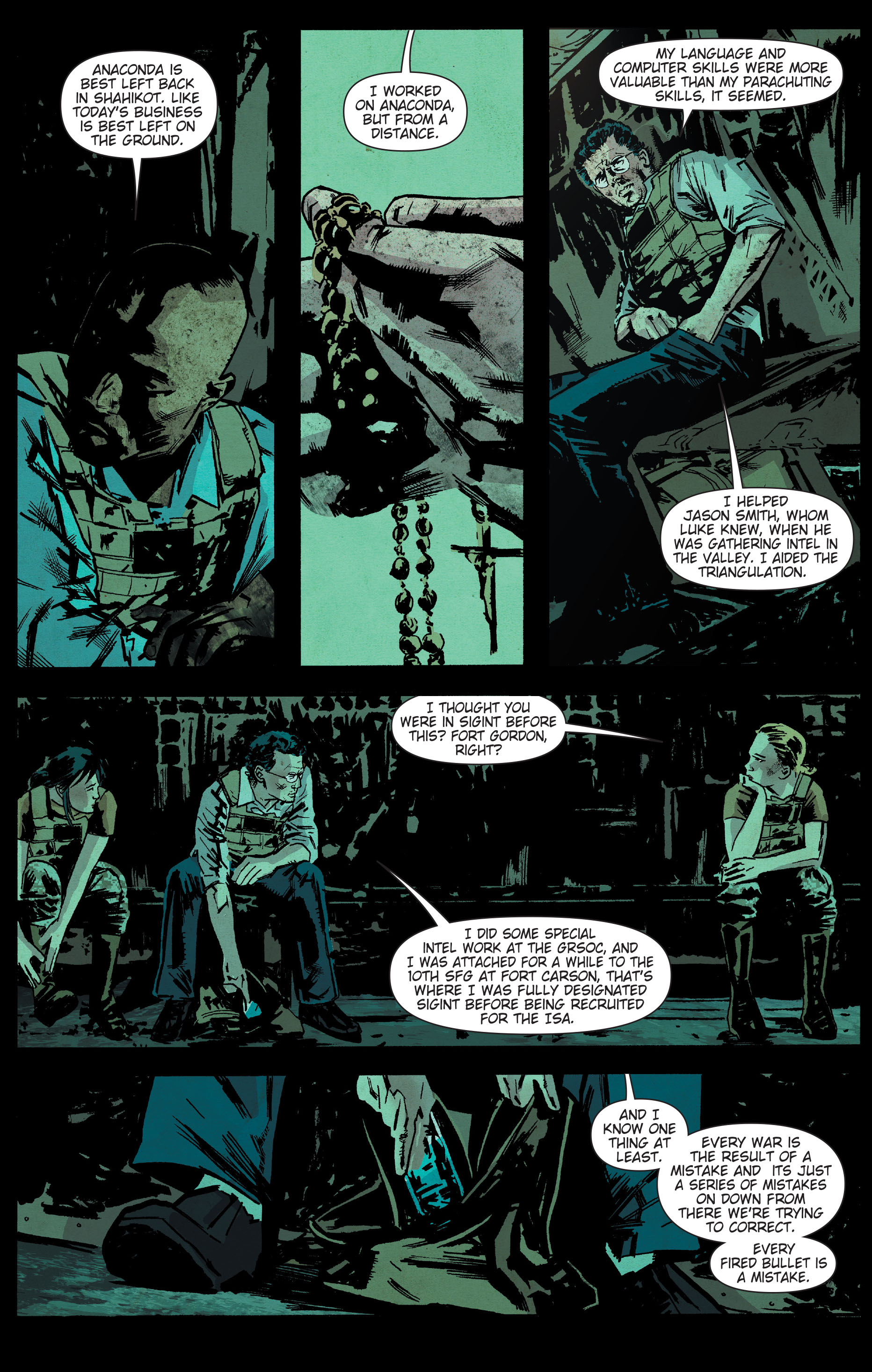 Read online The Activity comic -  Issue #3 - 14