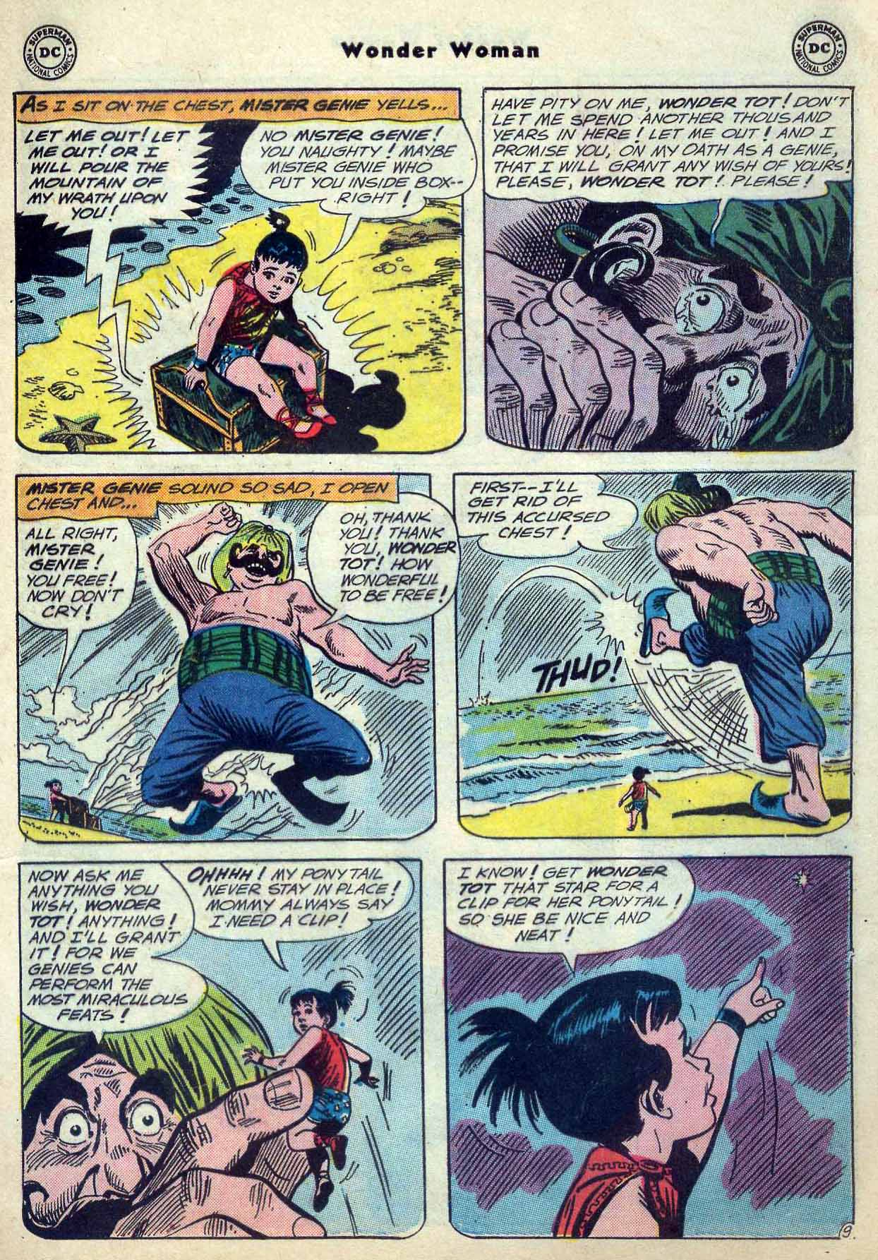 Read online Wonder Woman (1942) comic -  Issue #126 - 13