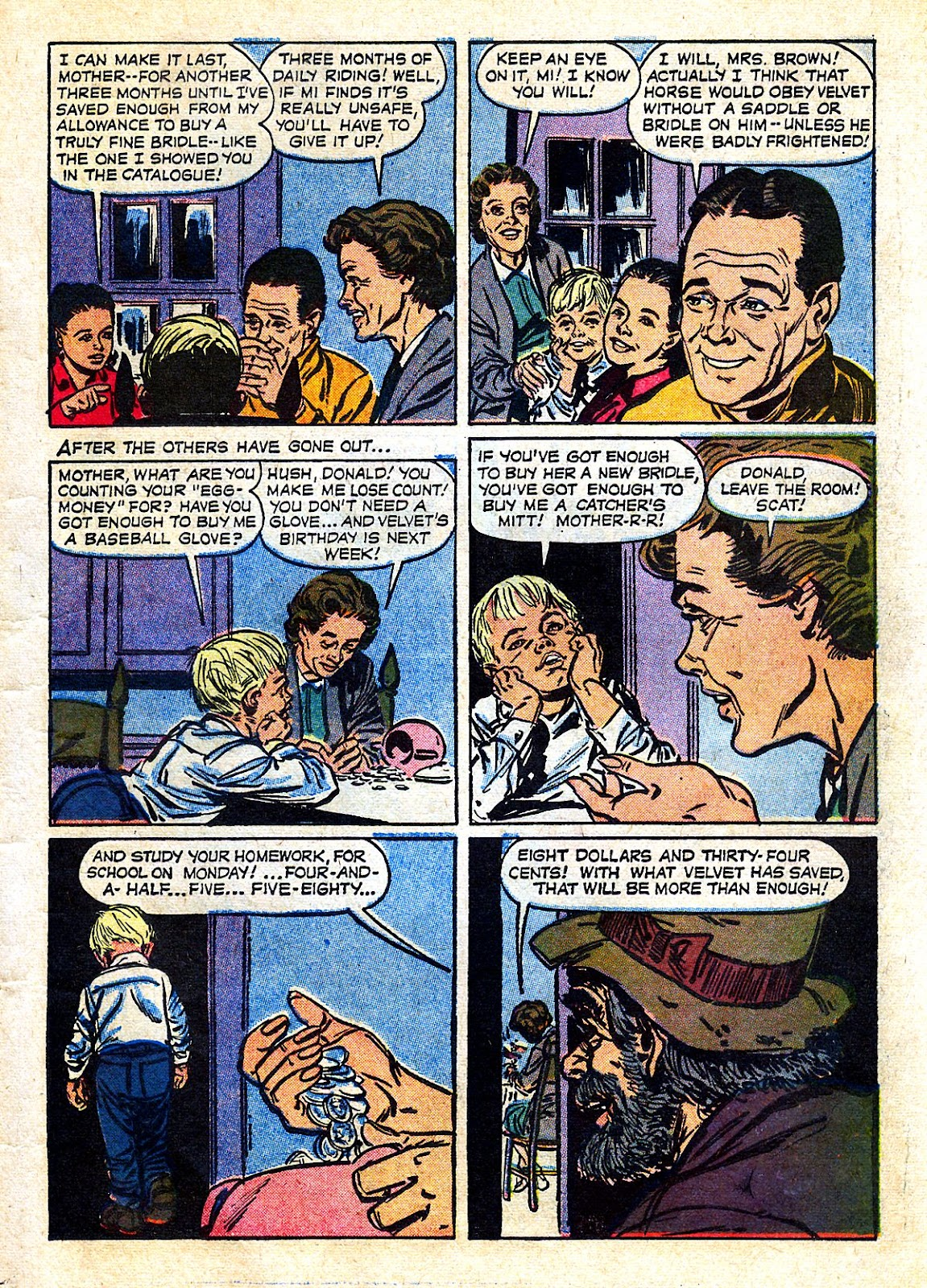Four Color Comics issue 1195 - Page 15