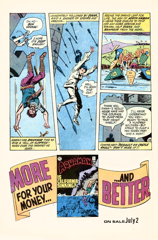 Read online Wonder Woman (1942) comic -  Issue #190 - 30
