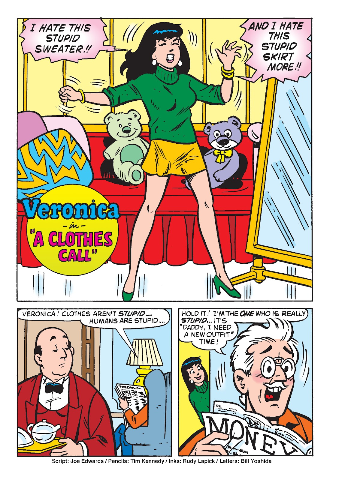Betty and Veronica Double Digest issue 290 - Page 84