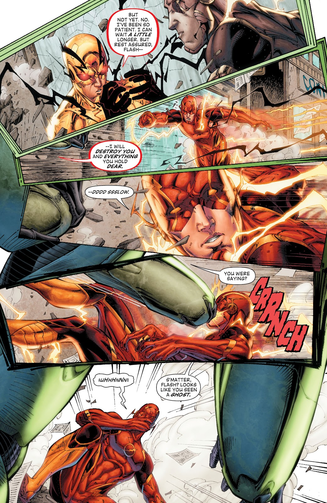 Read online The Flash (2011) comic -  Issue # _TPB 8 (Part 1) - 9
