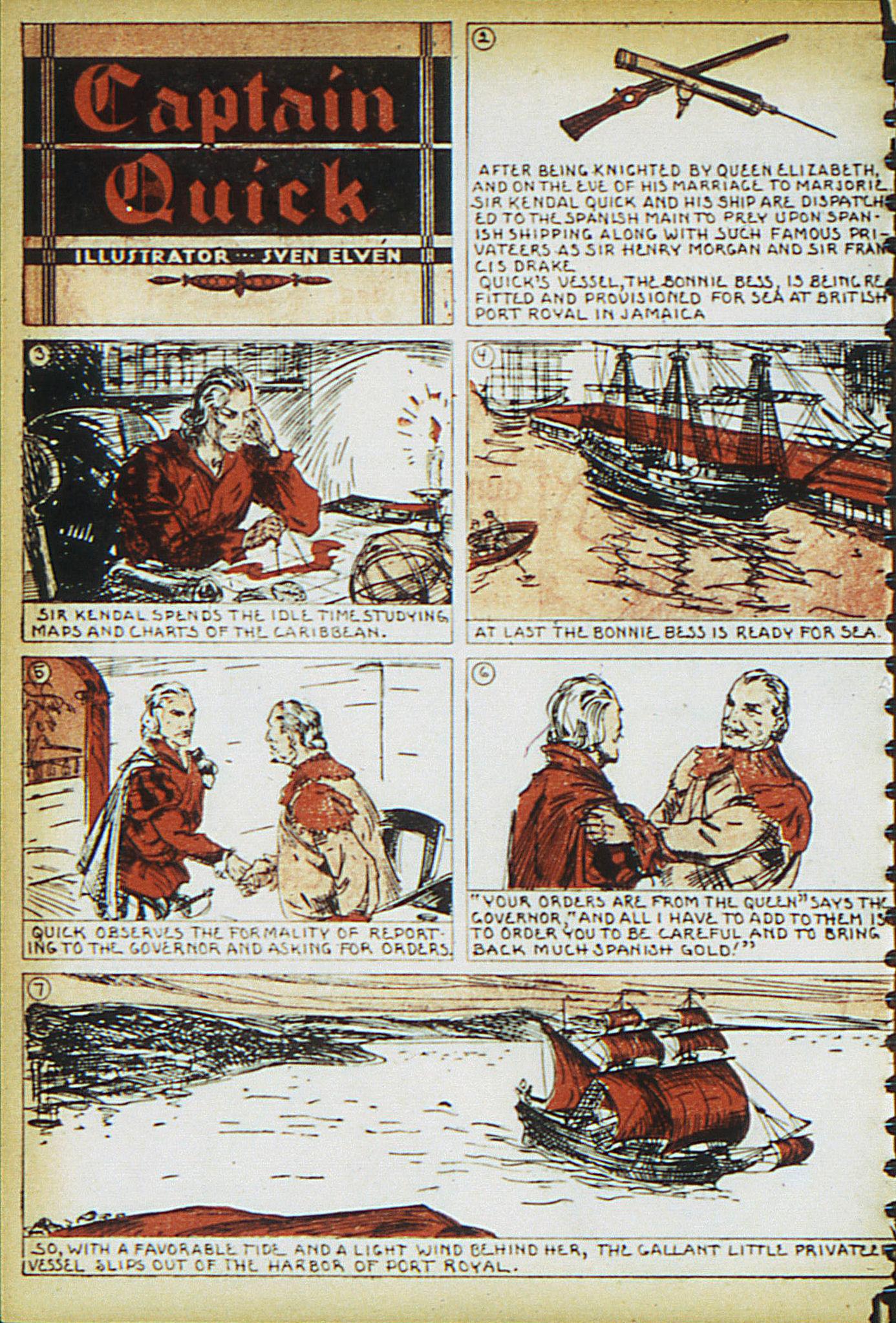 Read online Adventure Comics (1938) comic -  Issue #15 - 22