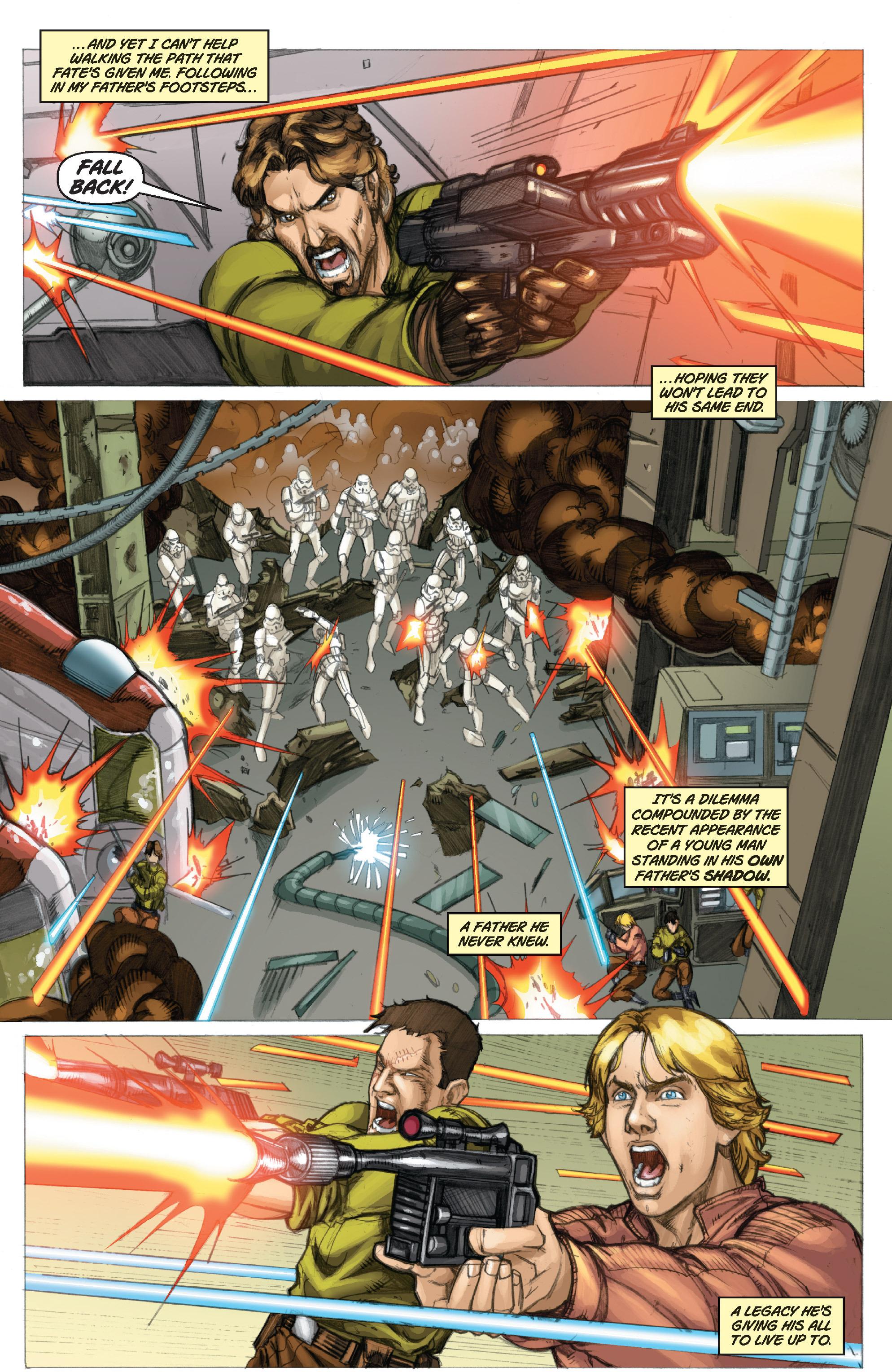 Read online Star Wars Omnibus comic -  Issue # Vol. 20 - 121