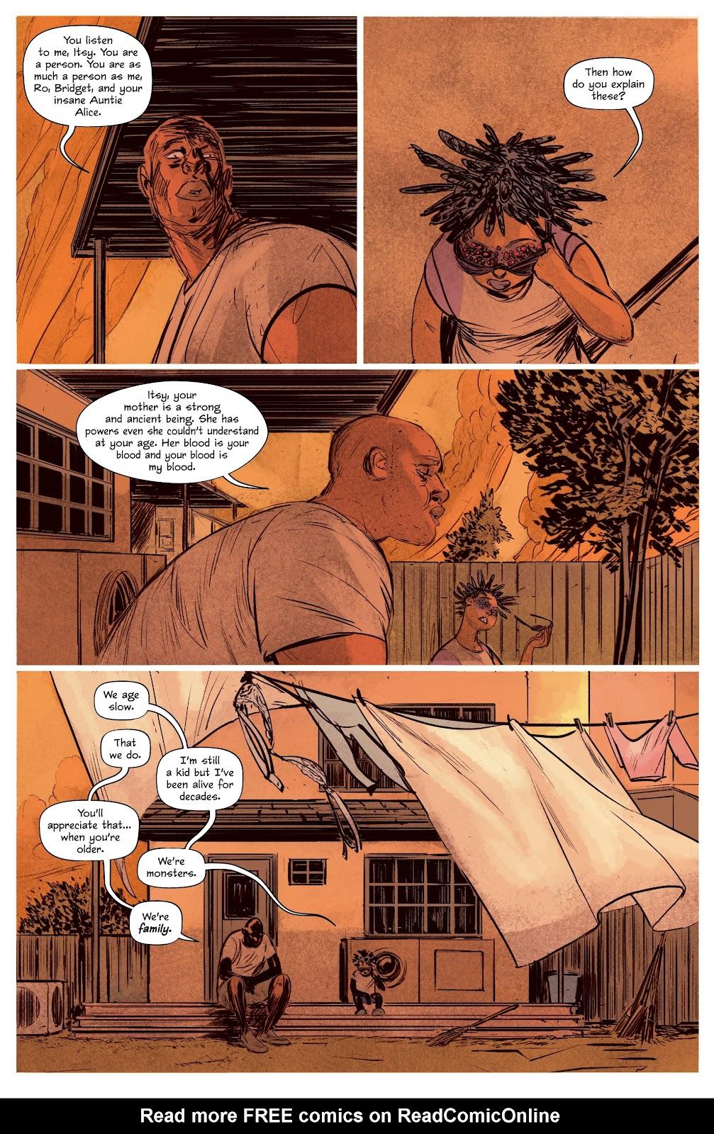 Read online Redlands comic -  Issue #10 - 7