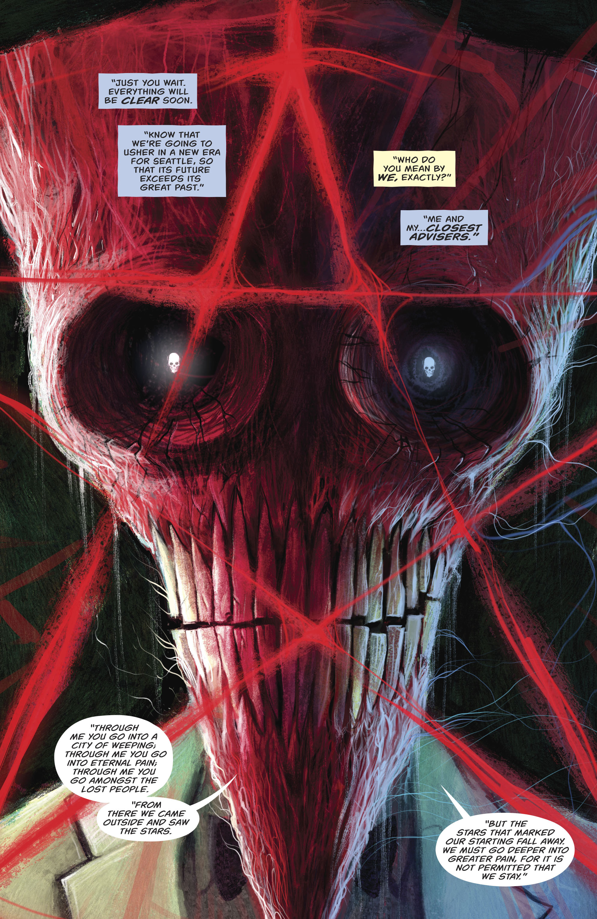 Read online Green Arrow (2016) comic -  Issue #22 - 16