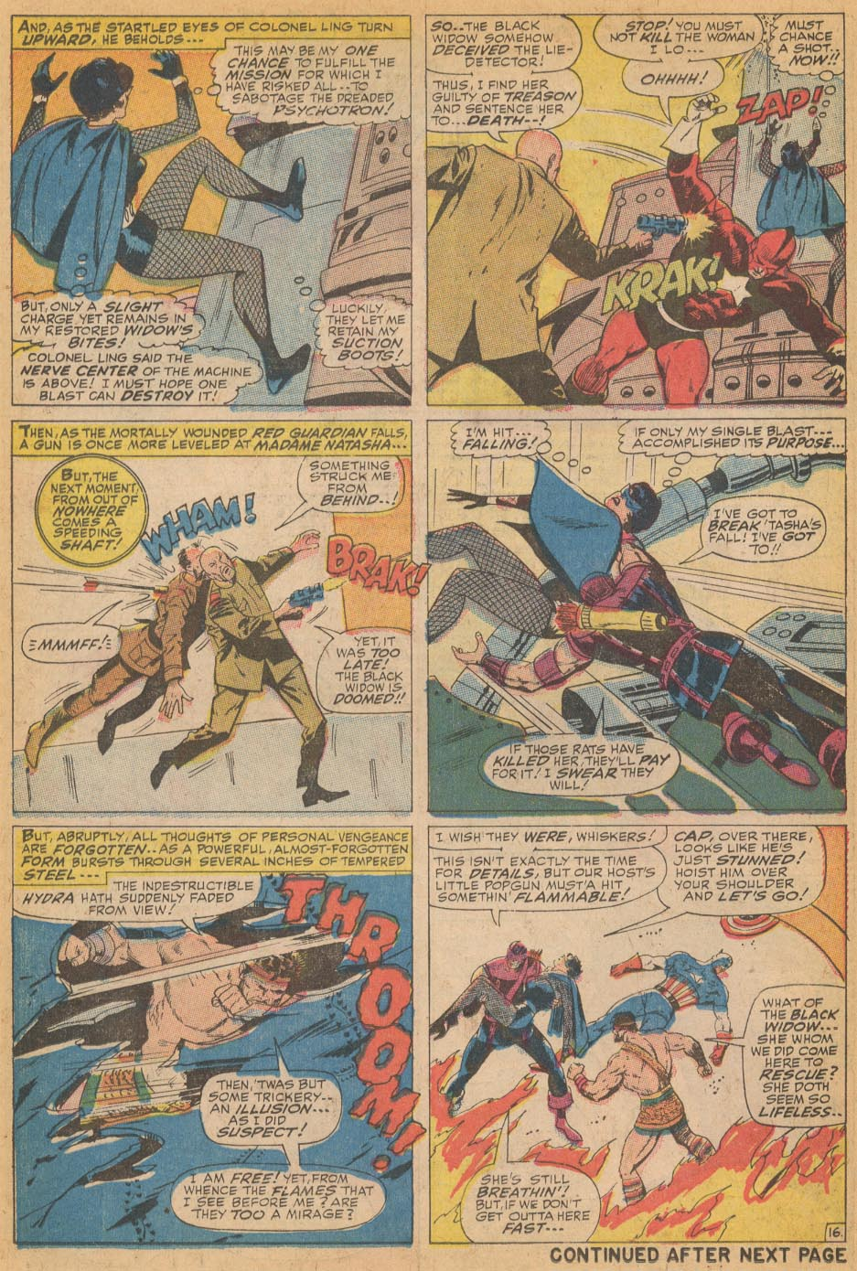 The Avengers (1963) 44 Page 21