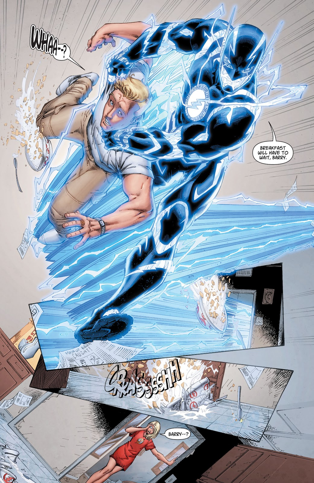 Read online The Flash (2011) comic -  Issue # _TPB 6 (Part 2) - 62