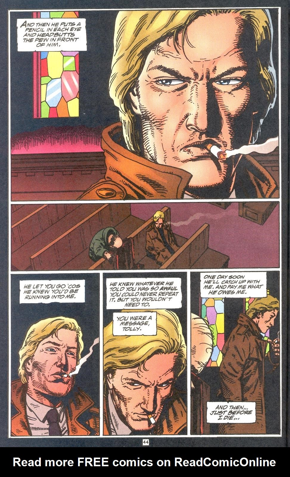 Read online Hellblazer Special comic -  Issue # Full - 45