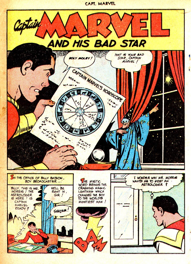 Captain Marvel Adventures issue 93 - Page 26