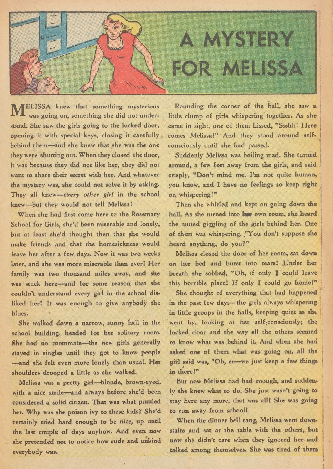 Read online Nellie The Nurse (1945) comic -  Issue #15 - 25