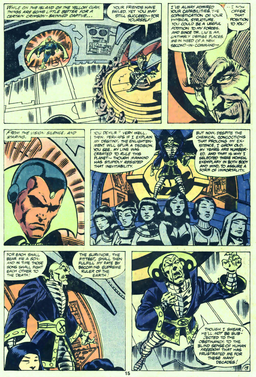 The Avengers (1963) 205 Page 13