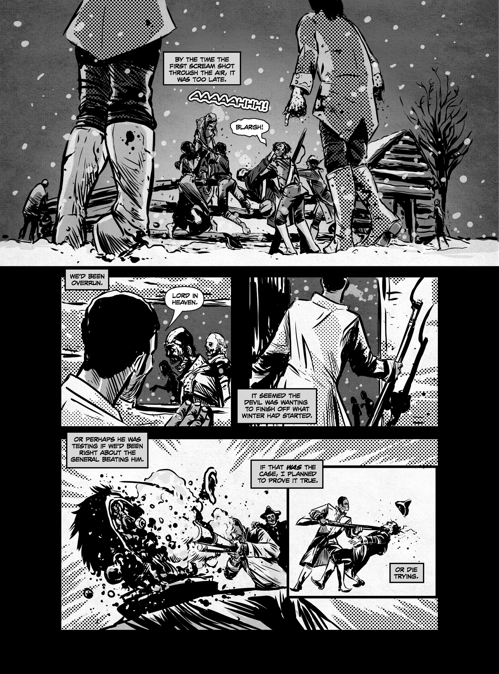 Read online FUBAR comic -  Issue #3 - 70