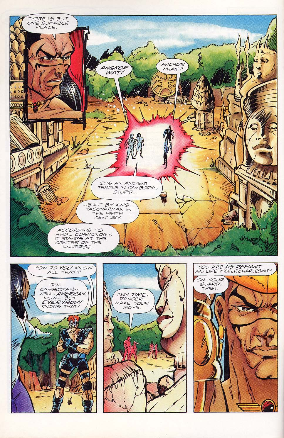 Read online Charlemagne comic -  Issue #5 - 24