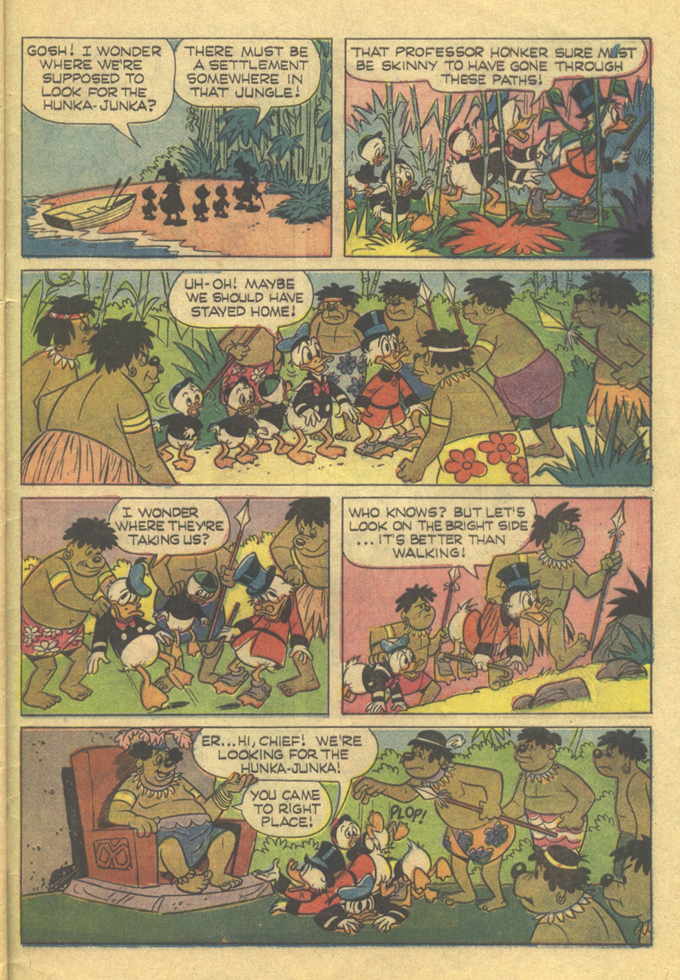 Read online Uncle Scrooge (1953) comic -  Issue #83 - 29
