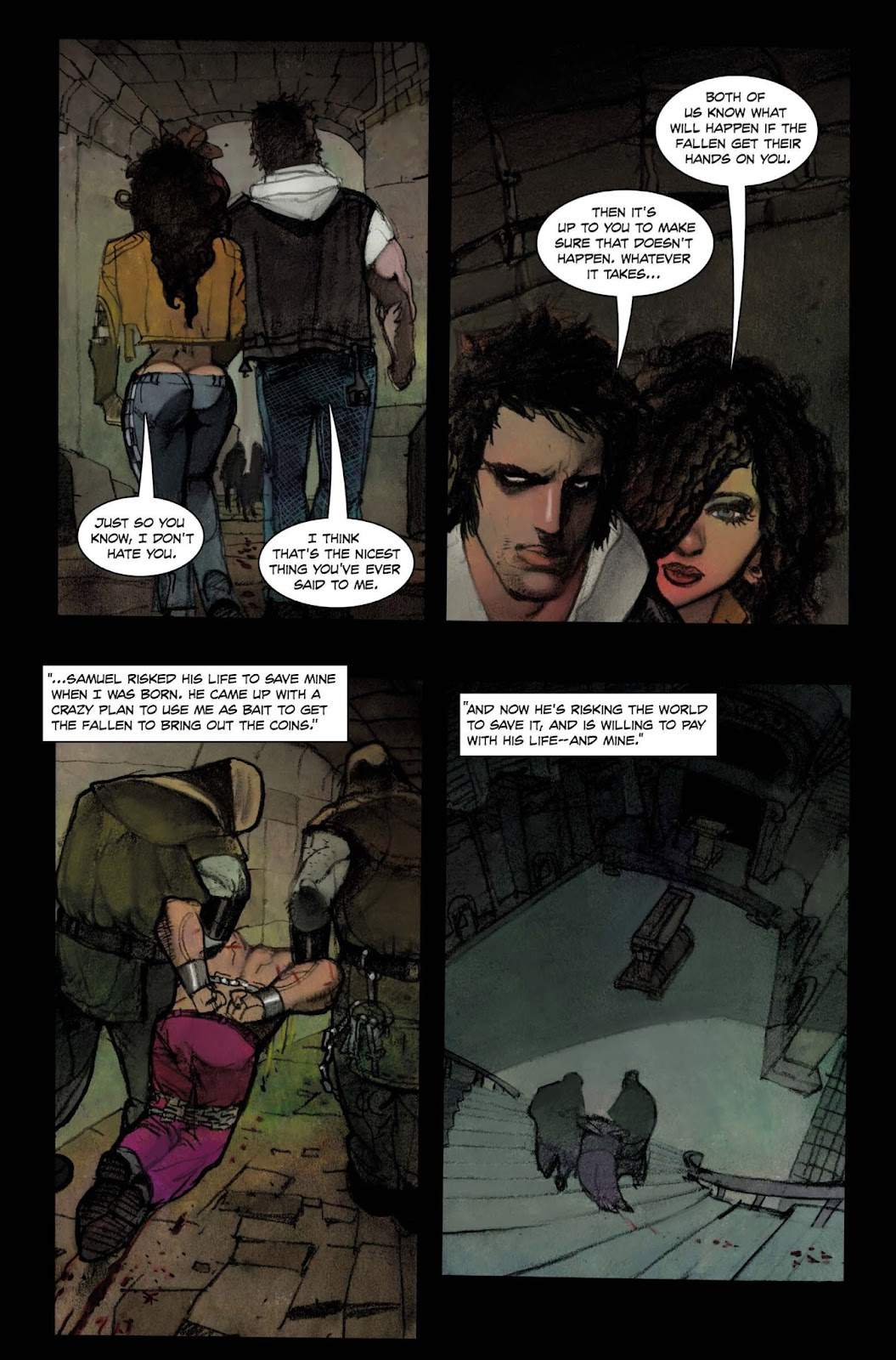13 Coins issue TPB - Page 144