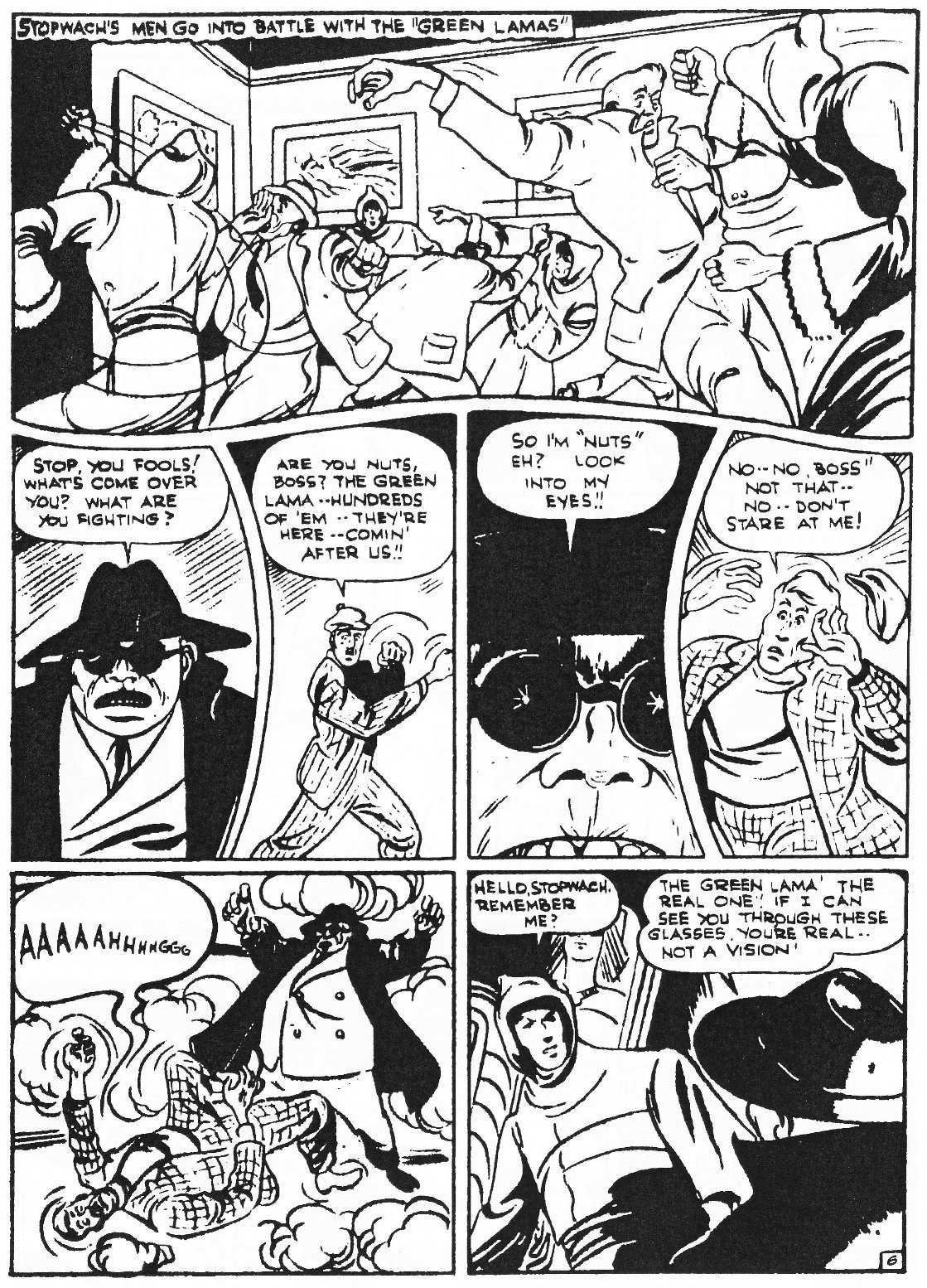 Read online Men of Mystery Comics comic -  Issue #81 - 31