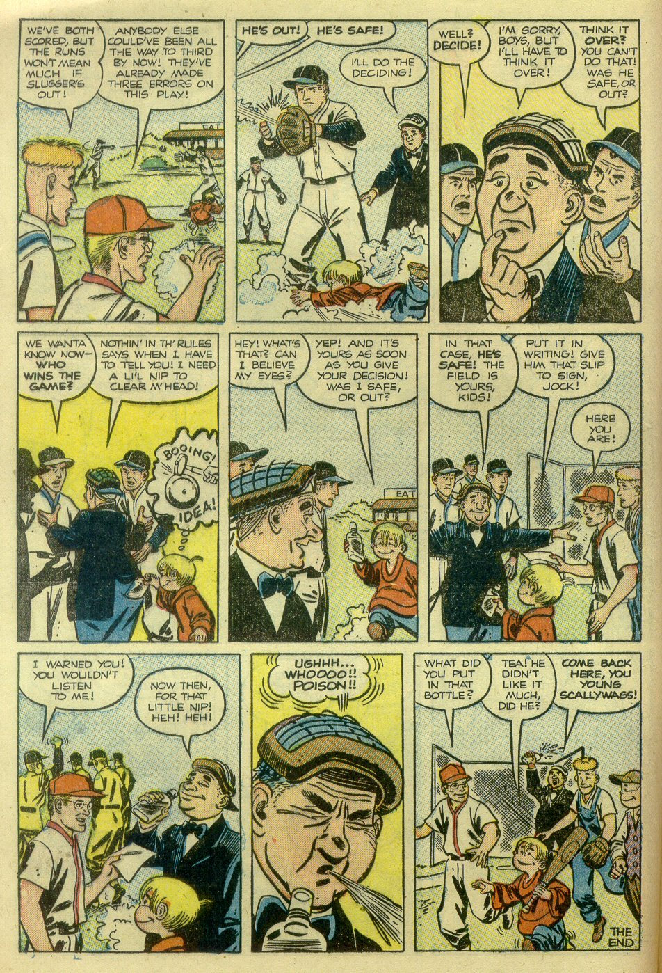 Daredevil (1941) issue 108 - Page 8