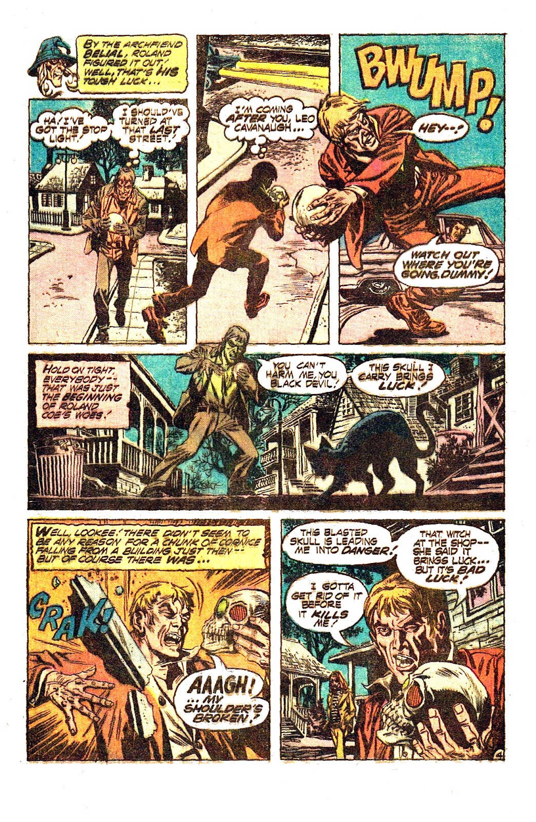 The Witching Hour (1969) issue 50 - Page 9