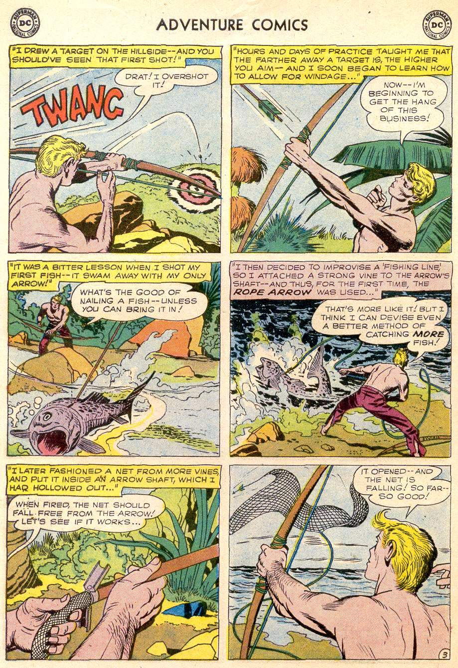 Read online Adventure Comics (1938) comic -  Issue #256 - 28