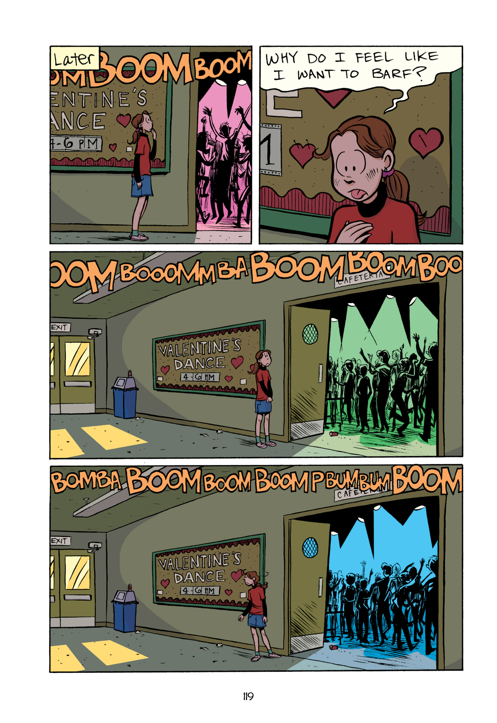Read online Smile comic -  Issue # TPB - 125