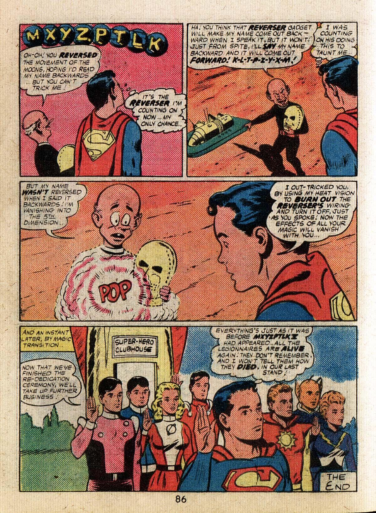 Read online Adventure Comics (1938) comic -  Issue #500 - 86